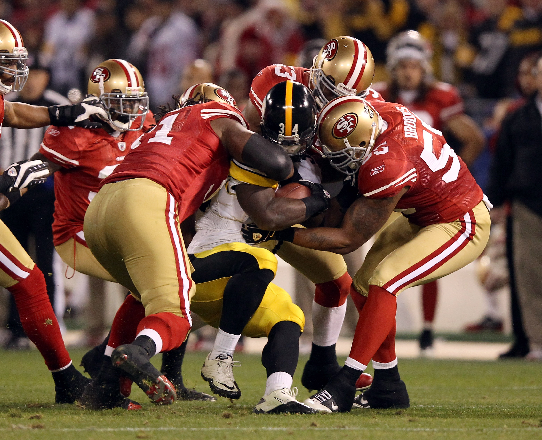 Pittsburgh Steelers v San Francisco 49ers