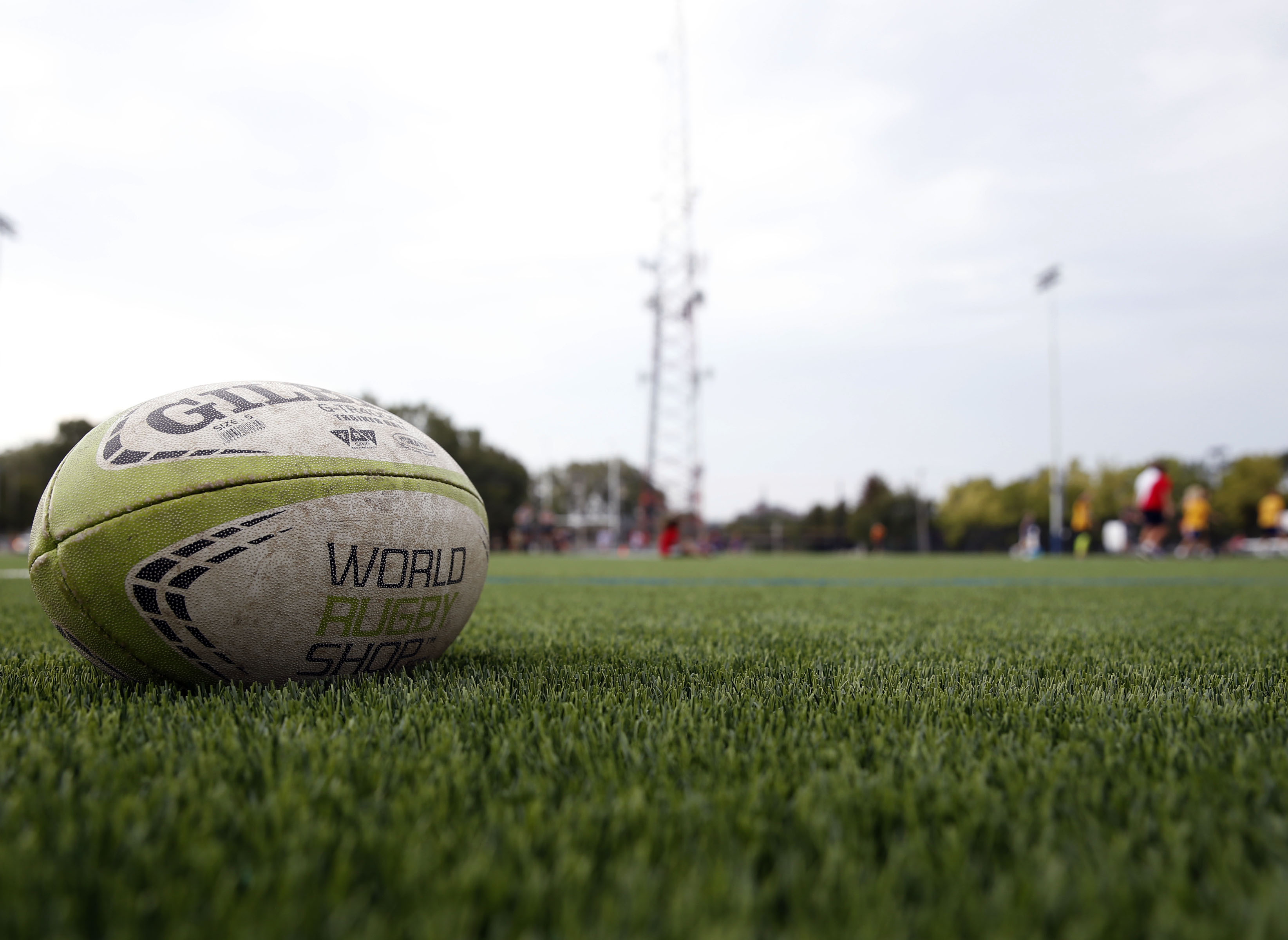 J. Tuke Nollman Field, a new rugby facility at Chicago Hope Academy, opened Saturday.