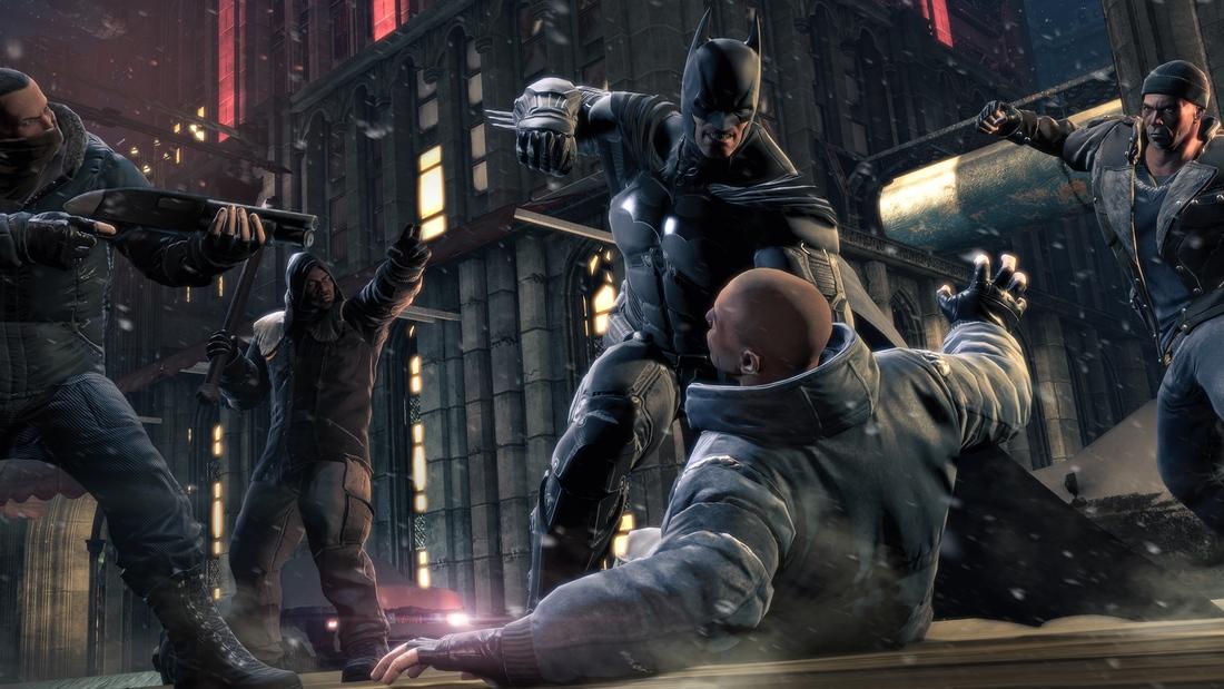 Arkham Origins studio teases ... something on Batman Day