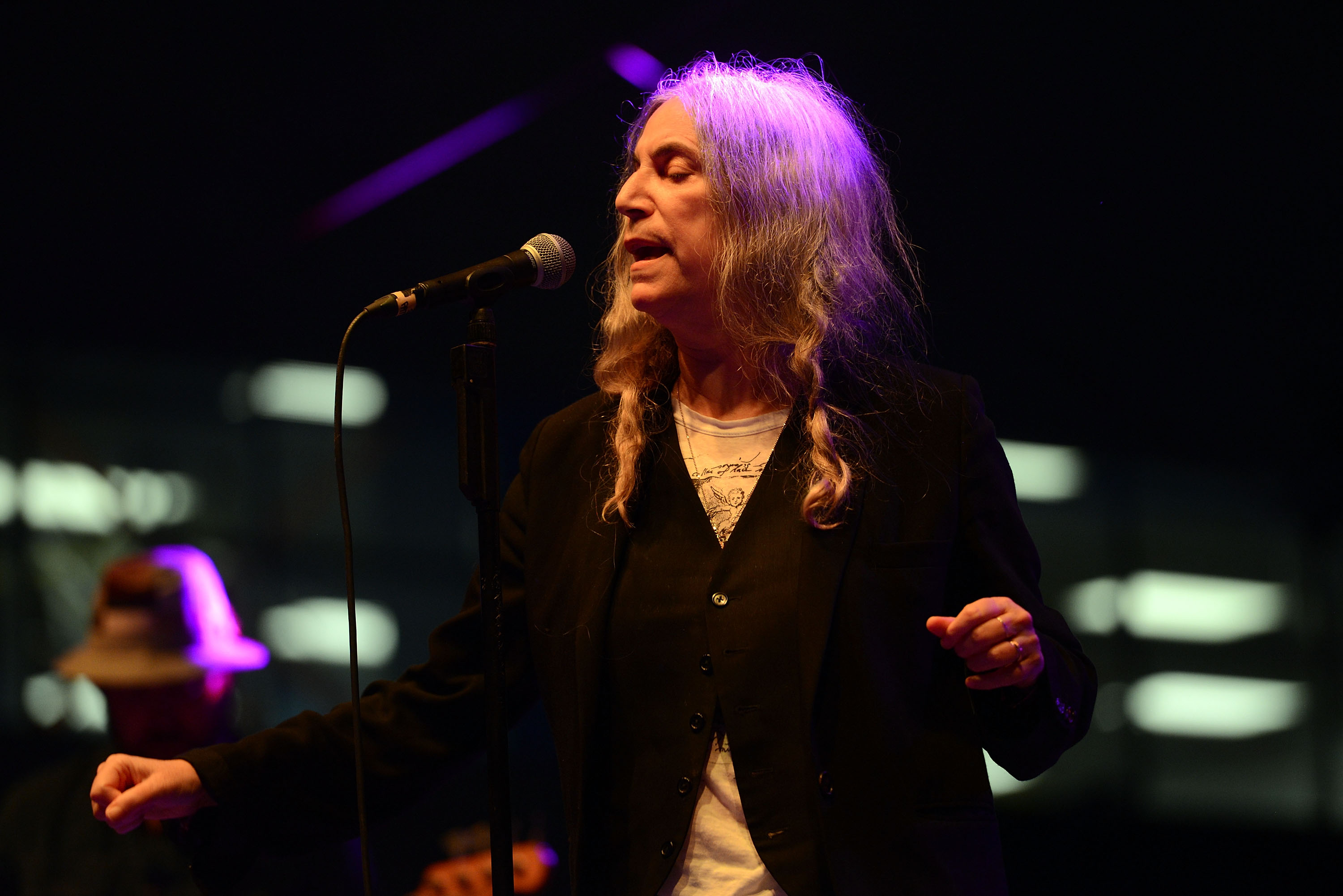Patti Smith's new memoir is a dreamy recollection of a terrible year