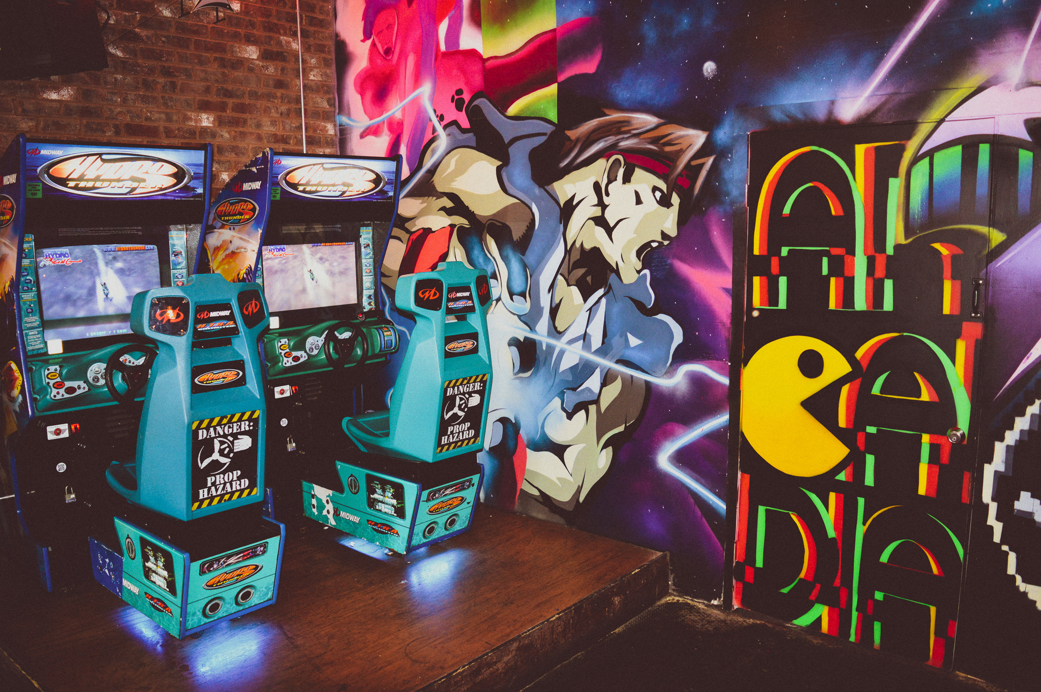 This Buckhead Dive Bar Now Includes a 1980s Style Arcade