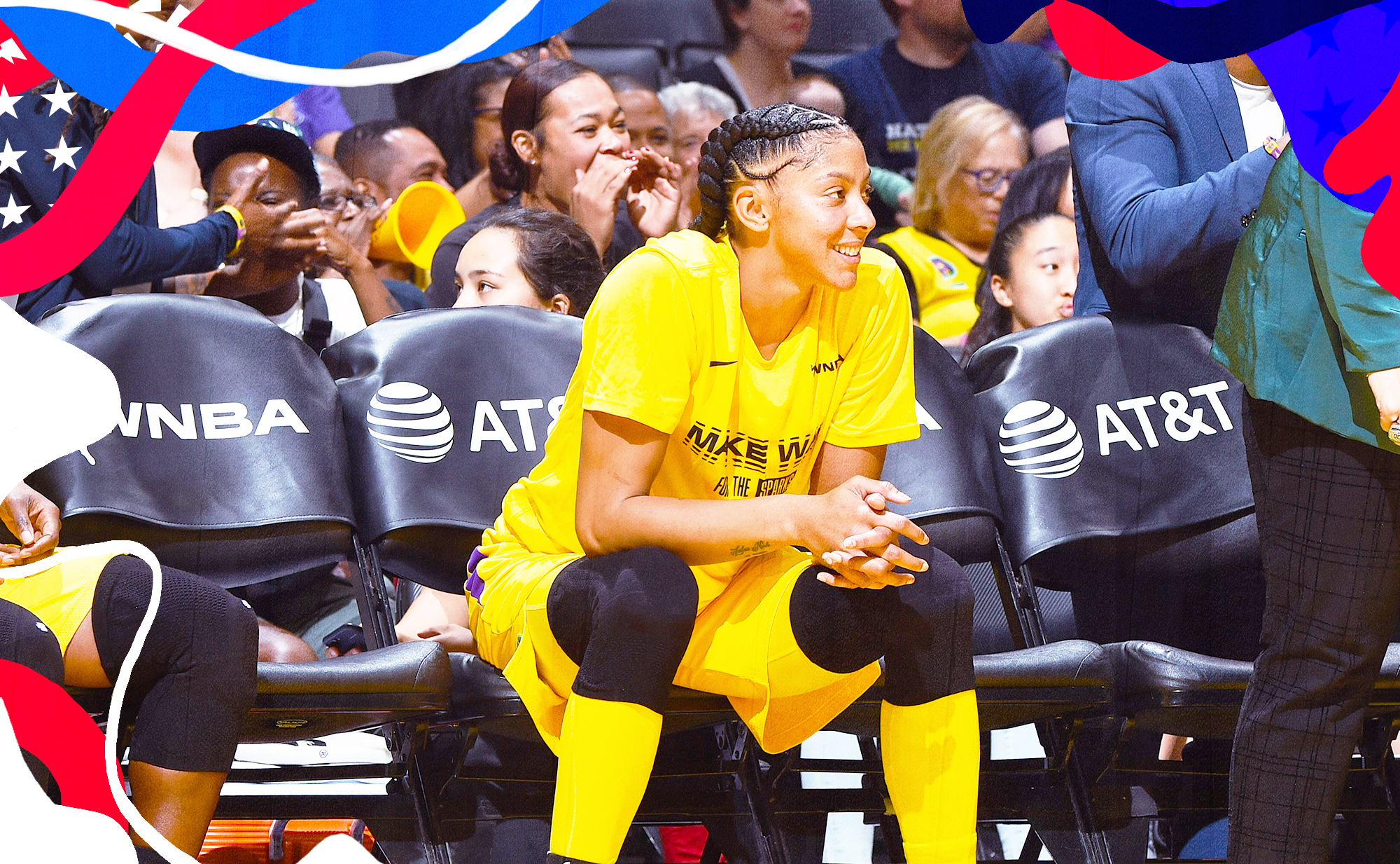 Benching Candace Parker doesn't tell the full story of the Sparks' season