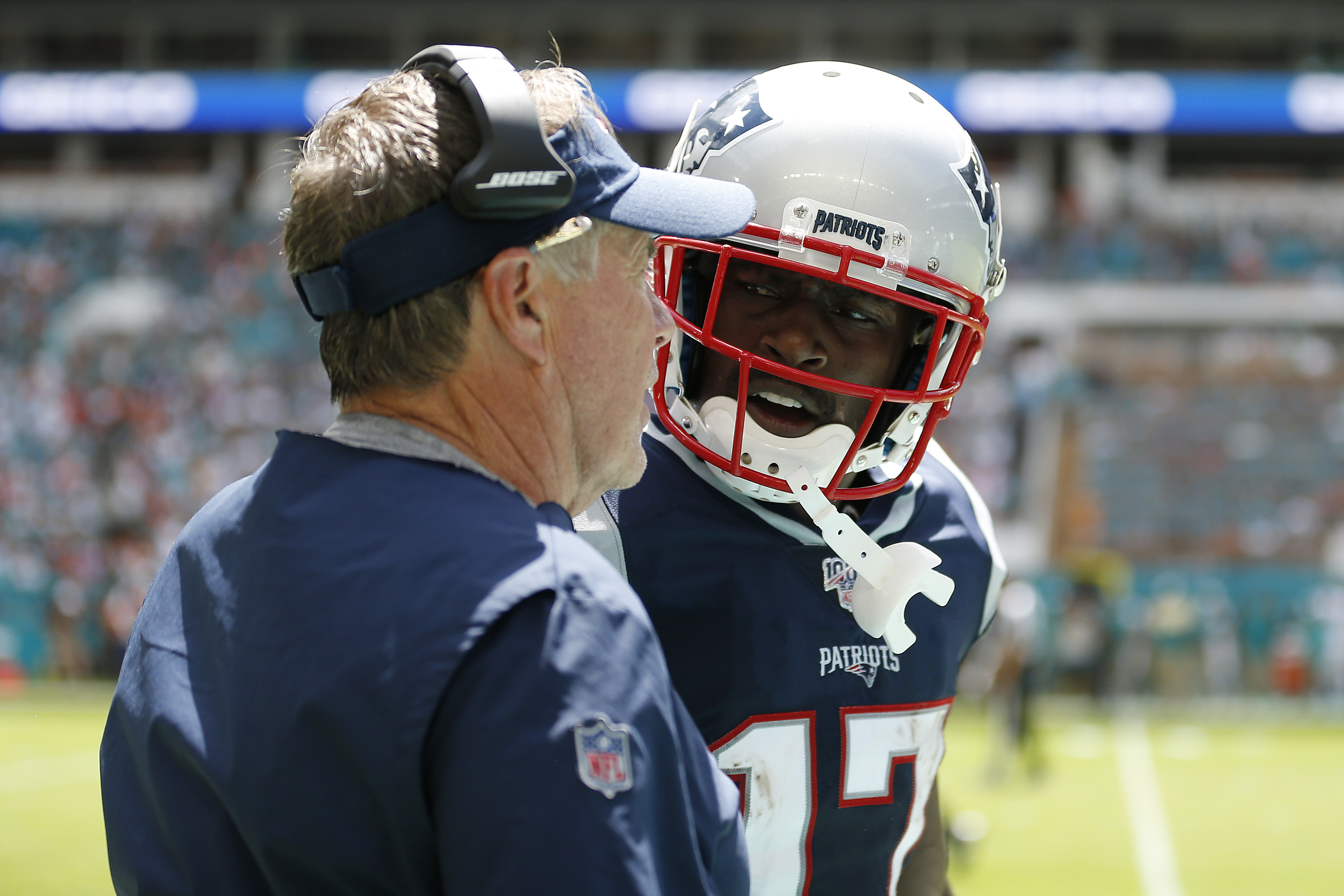 The Patriots shouldn't get to forget they ever signed Antonio Brown