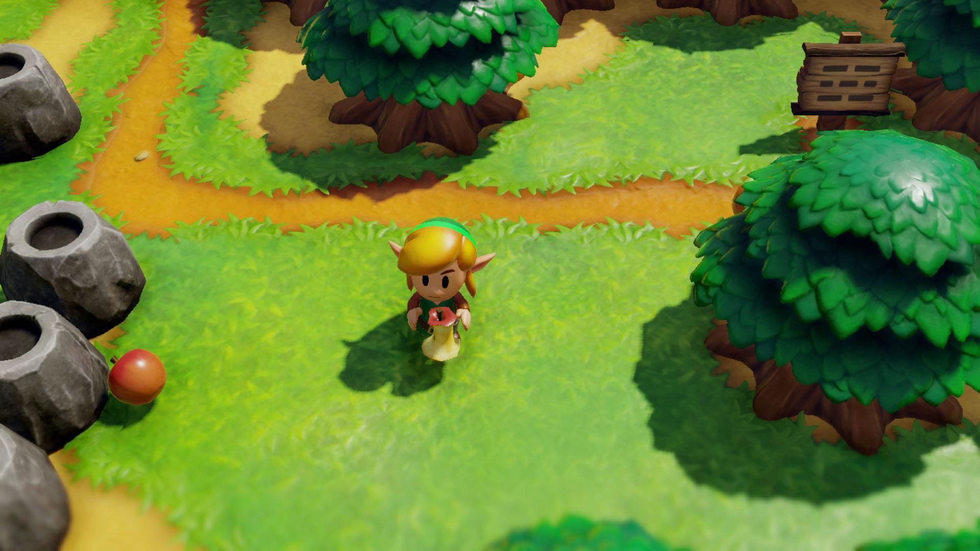 Link's Awakening fans are butting up against the game's bullshit crane game