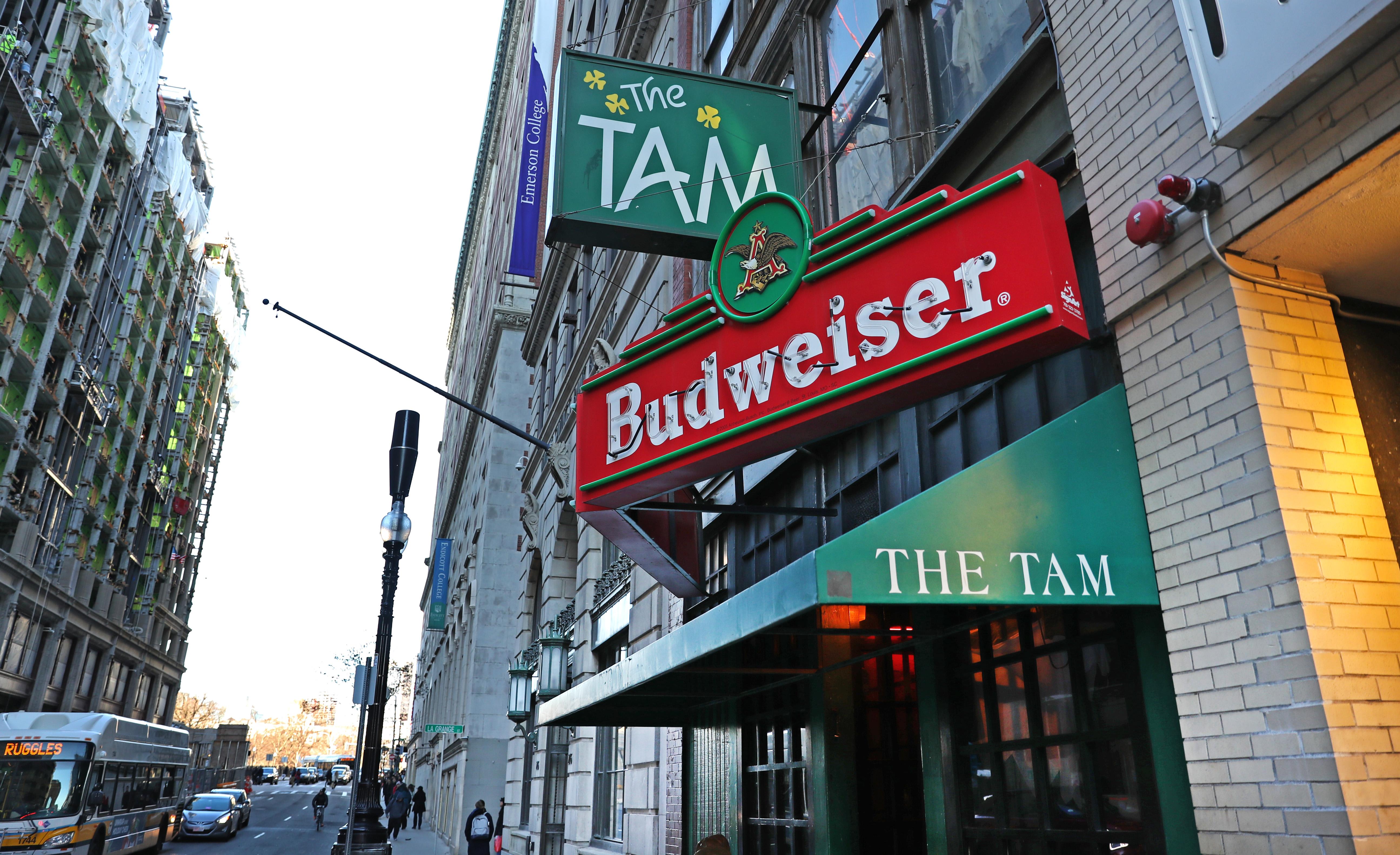 The Tam In Boston's Theatre District Temporarily Closed