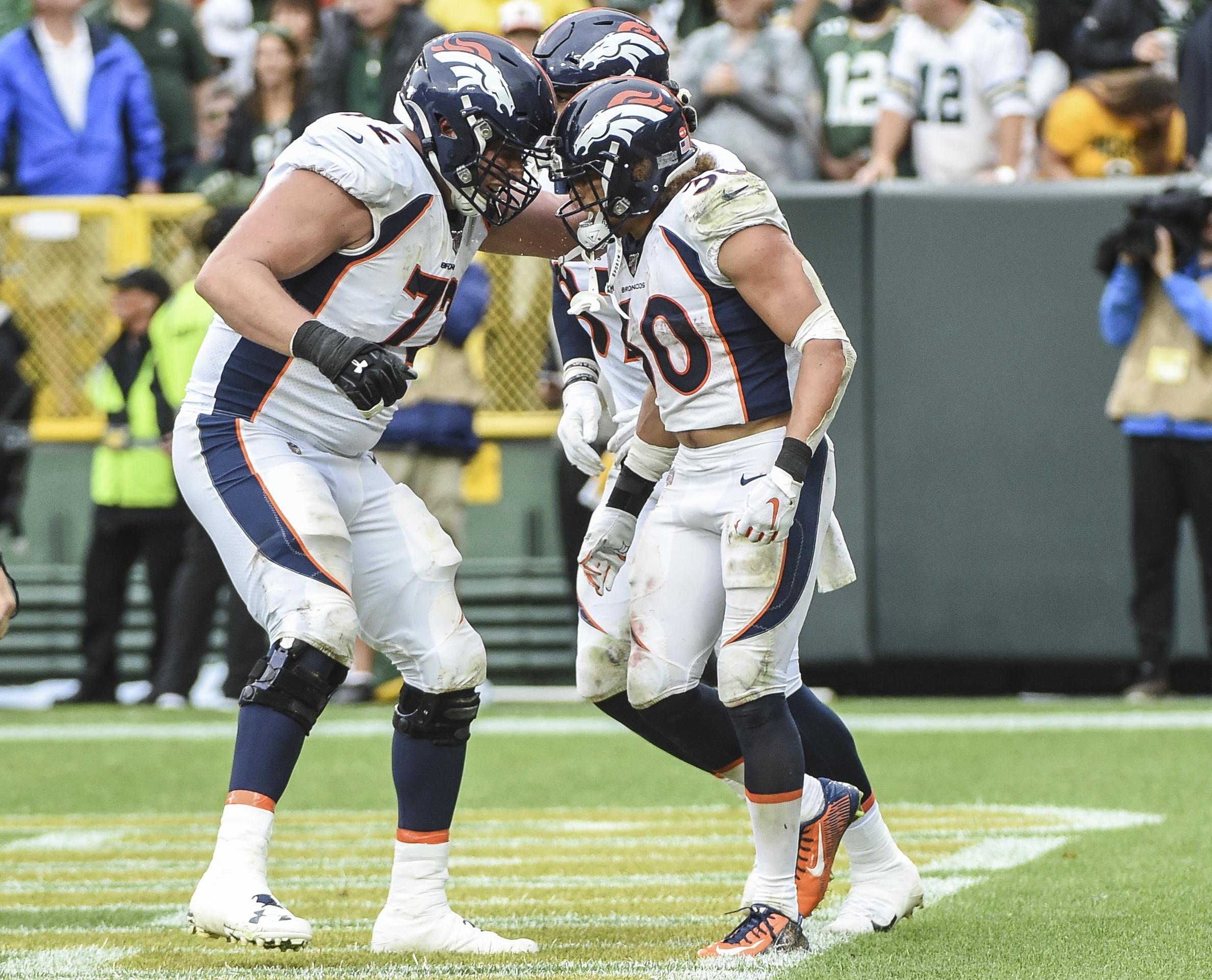 NFL: Denver Broncos at Green Bay Packers