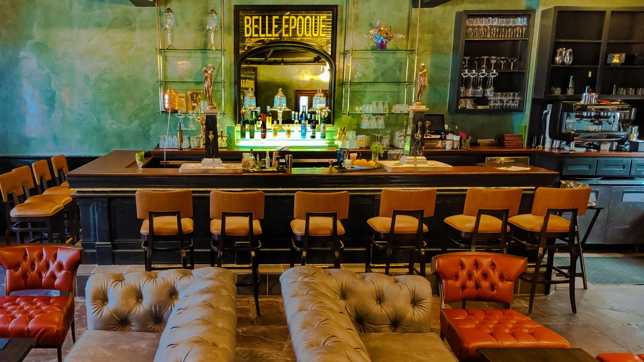 French Quarter Absinthe Lounge Led by Powerhouse Pair Sets Opening Date