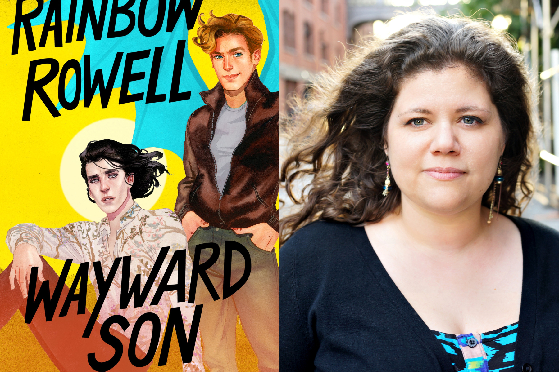 Rainbow Rowell's Carry On deconstructed Harry Potter. Wayward Son is what comes next.