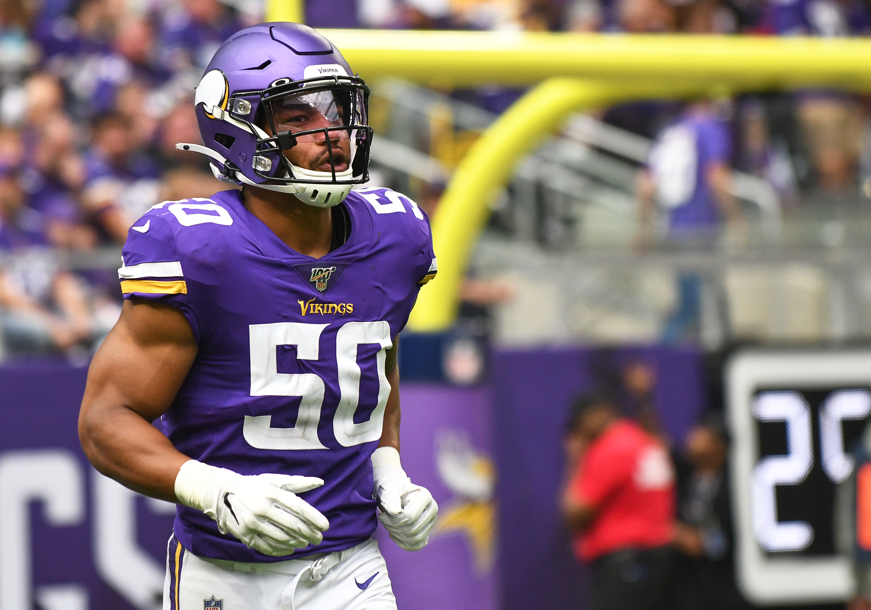 NFL: SEP 08 Falcons at Vikings