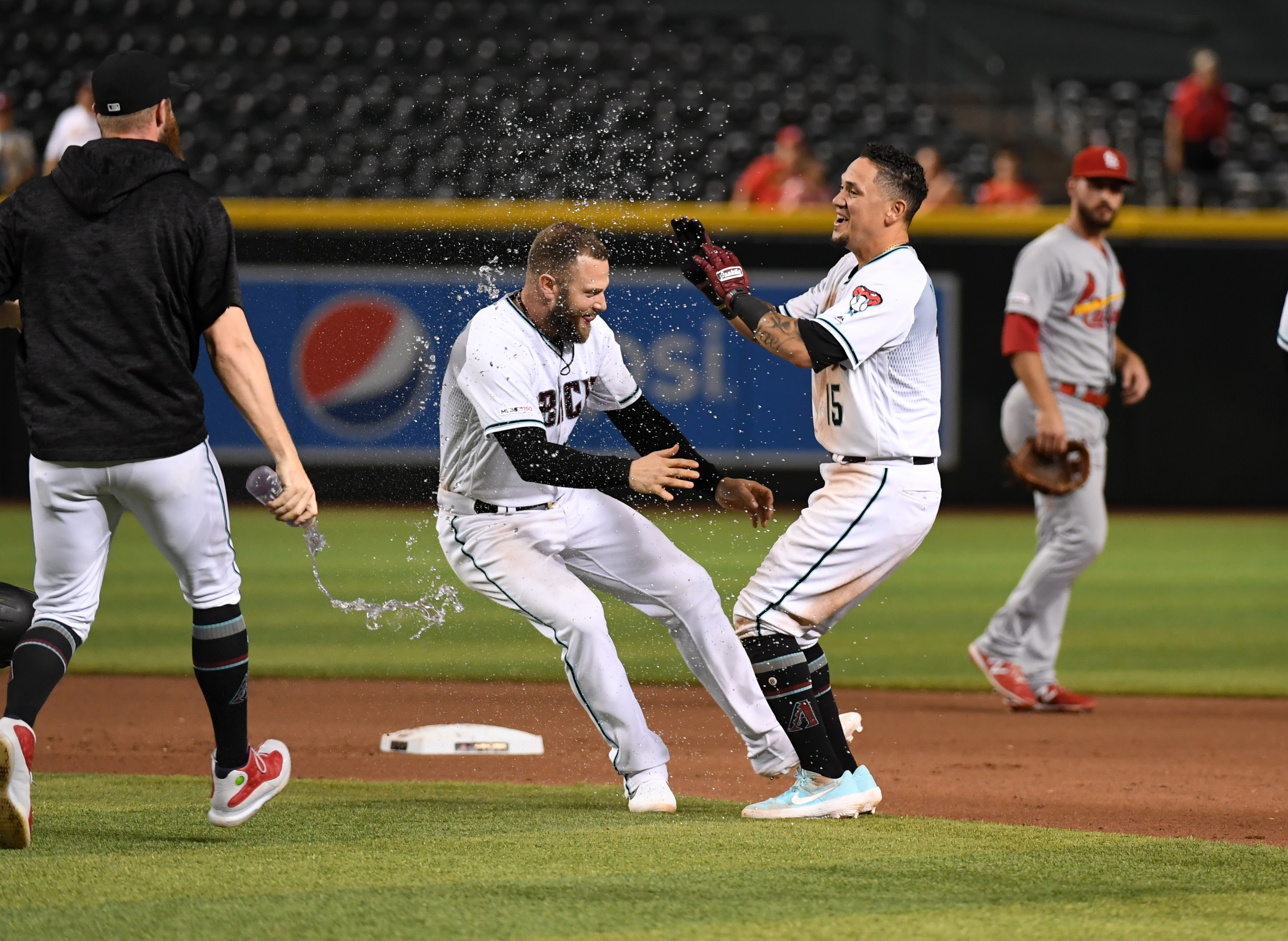 St Louis Cardinals v Arizona Diamondbacks