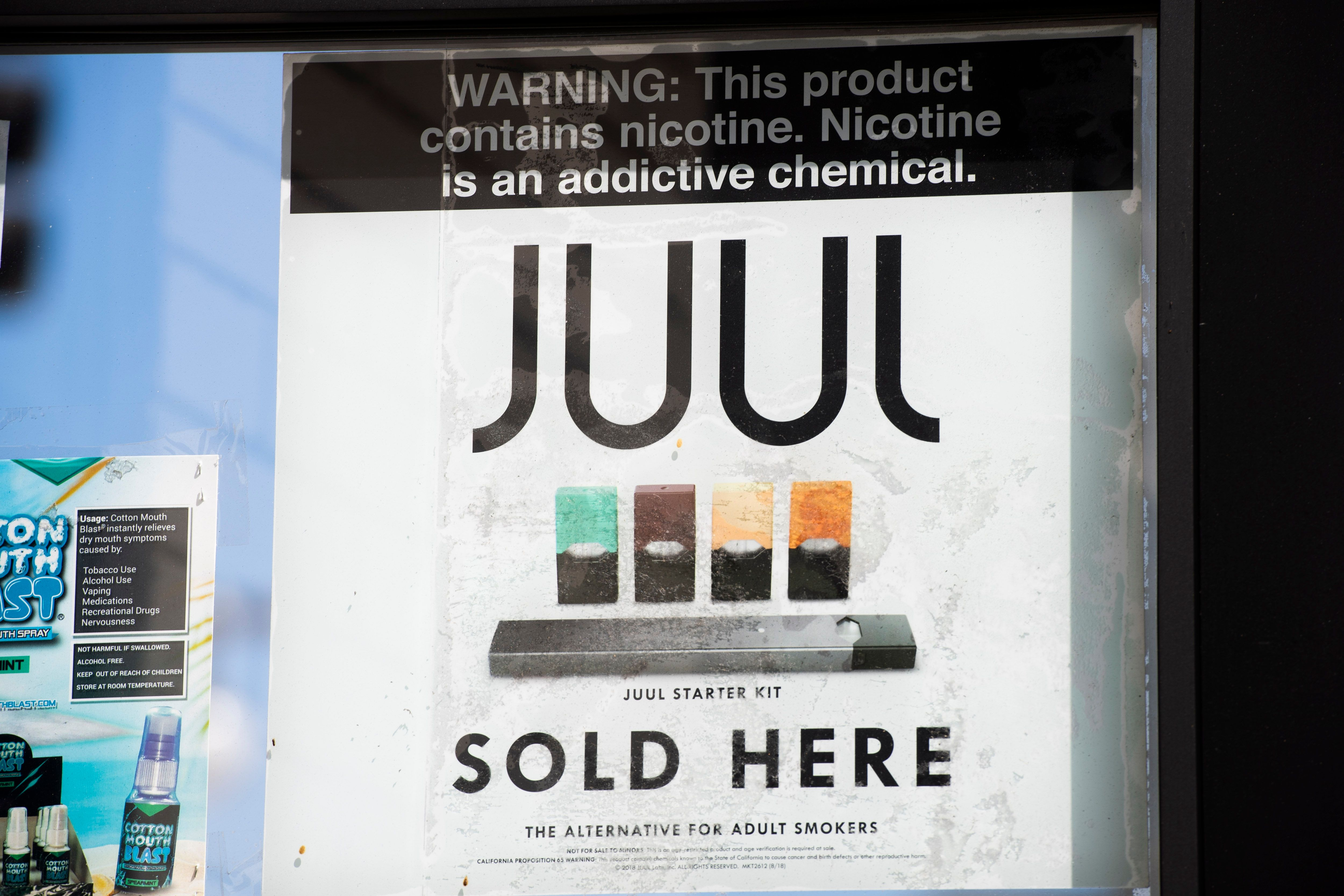 Juul's CEO is leaving — and being replaced by a tobacco executive