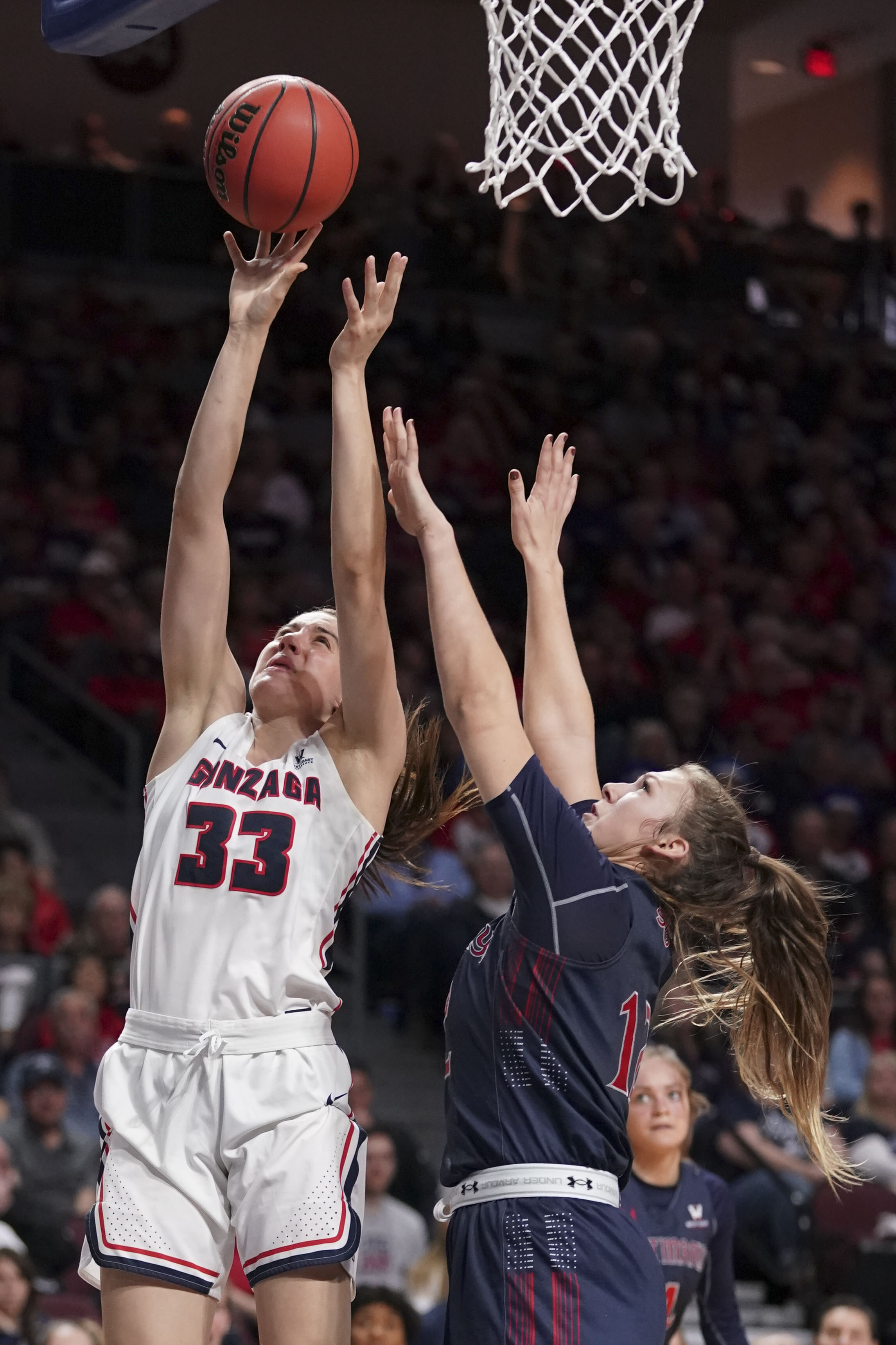 NCAA Womens Basketball: West Coast Conference Tournament-Gonzaga vs Saint Mary's