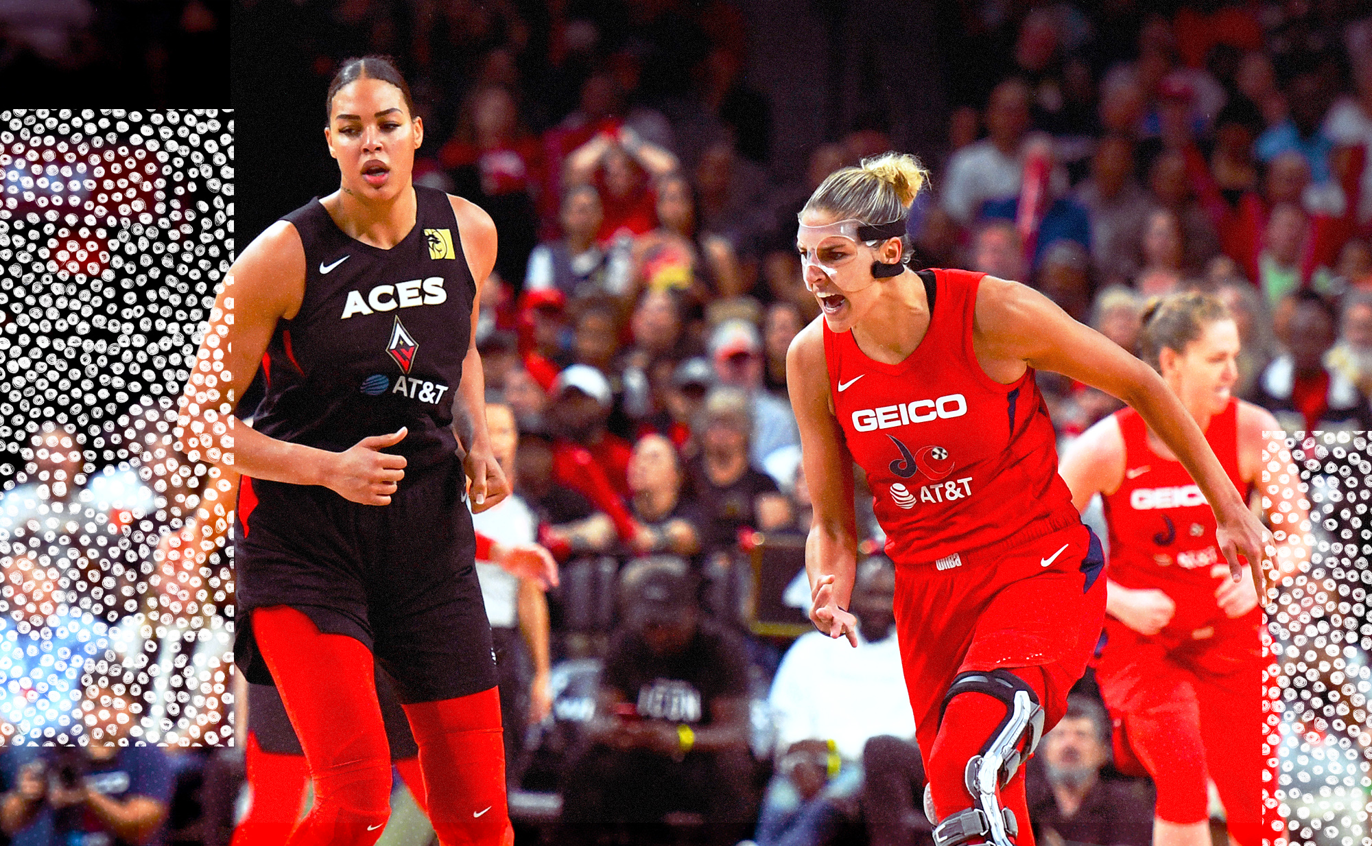 Aces-Mystics was the best possible advertisement for what the WNBA already is