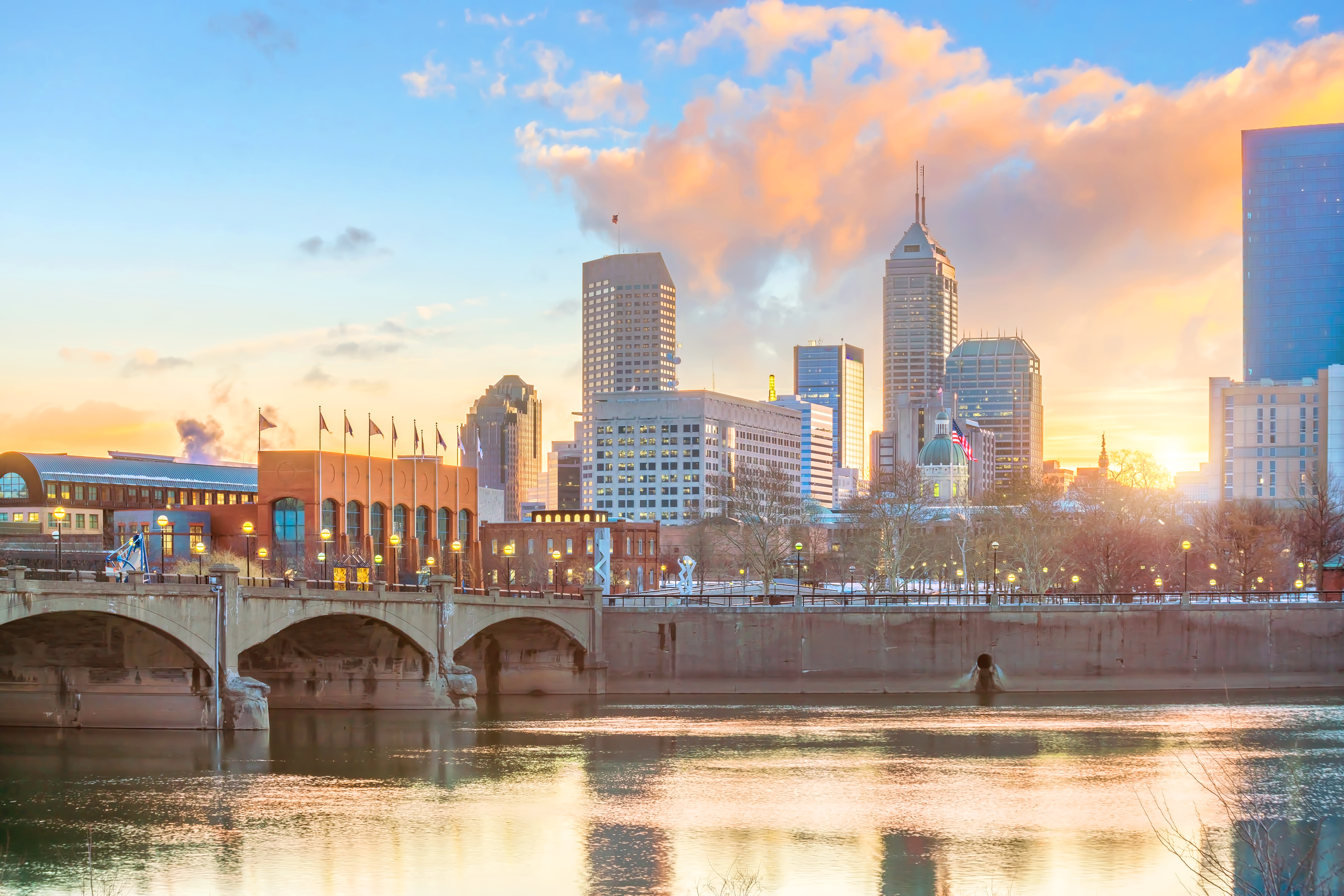 Why is Indianapolis one of Airbnb's hottest cities?