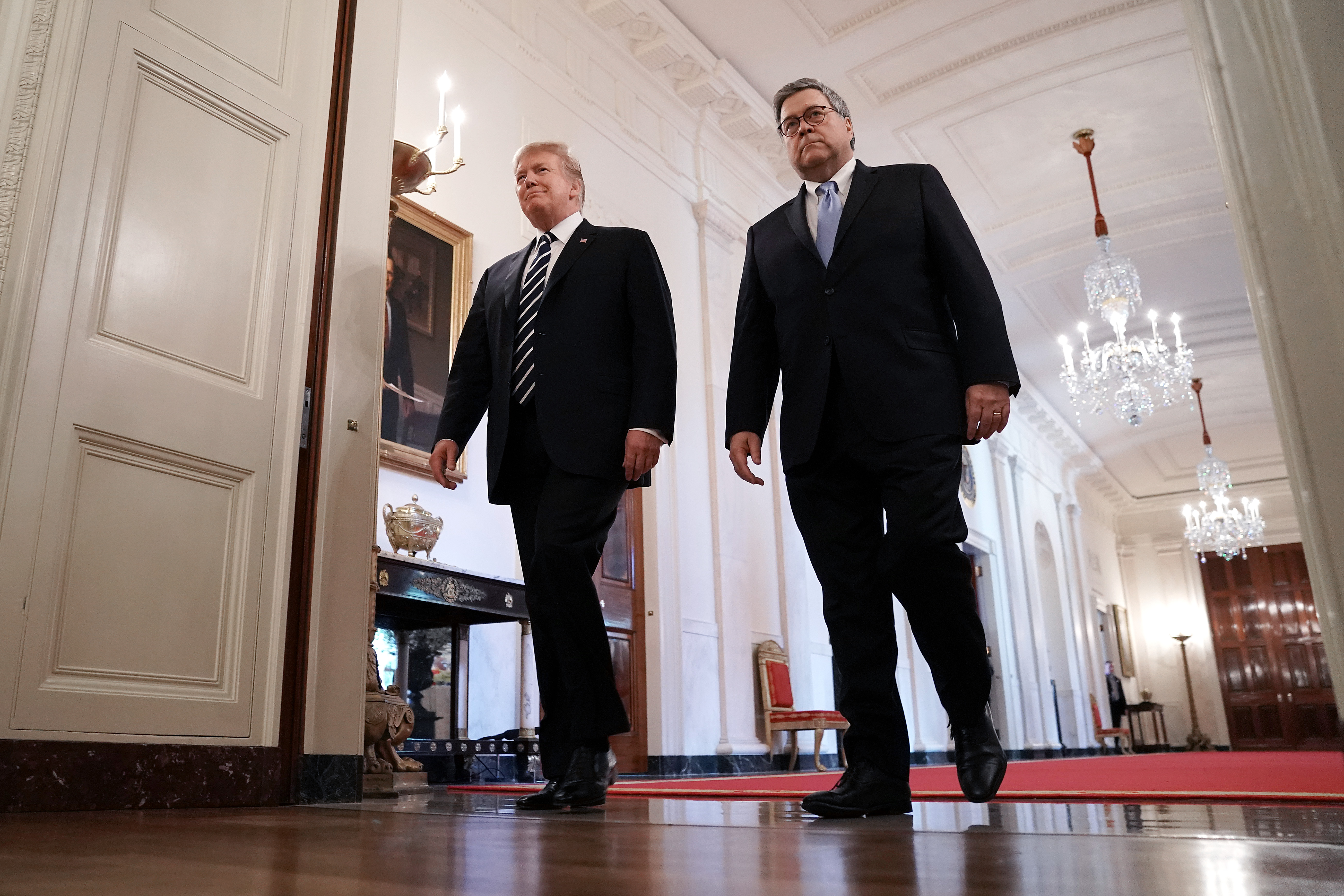 5 questions Attorney General William Barr should answer about Trump's call with President Volodymyr Zelensky