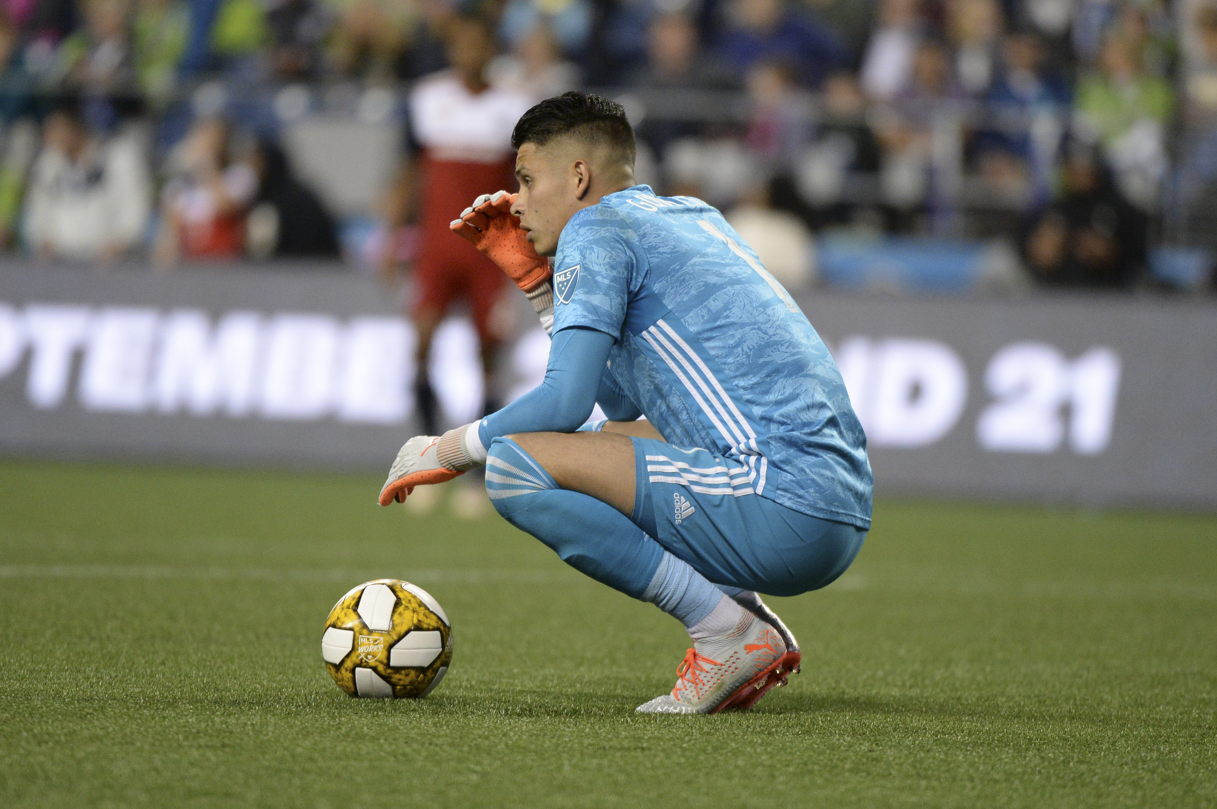 SOCCER: SEP 18 MLS - FC Dallas at Seattle Sounders FC