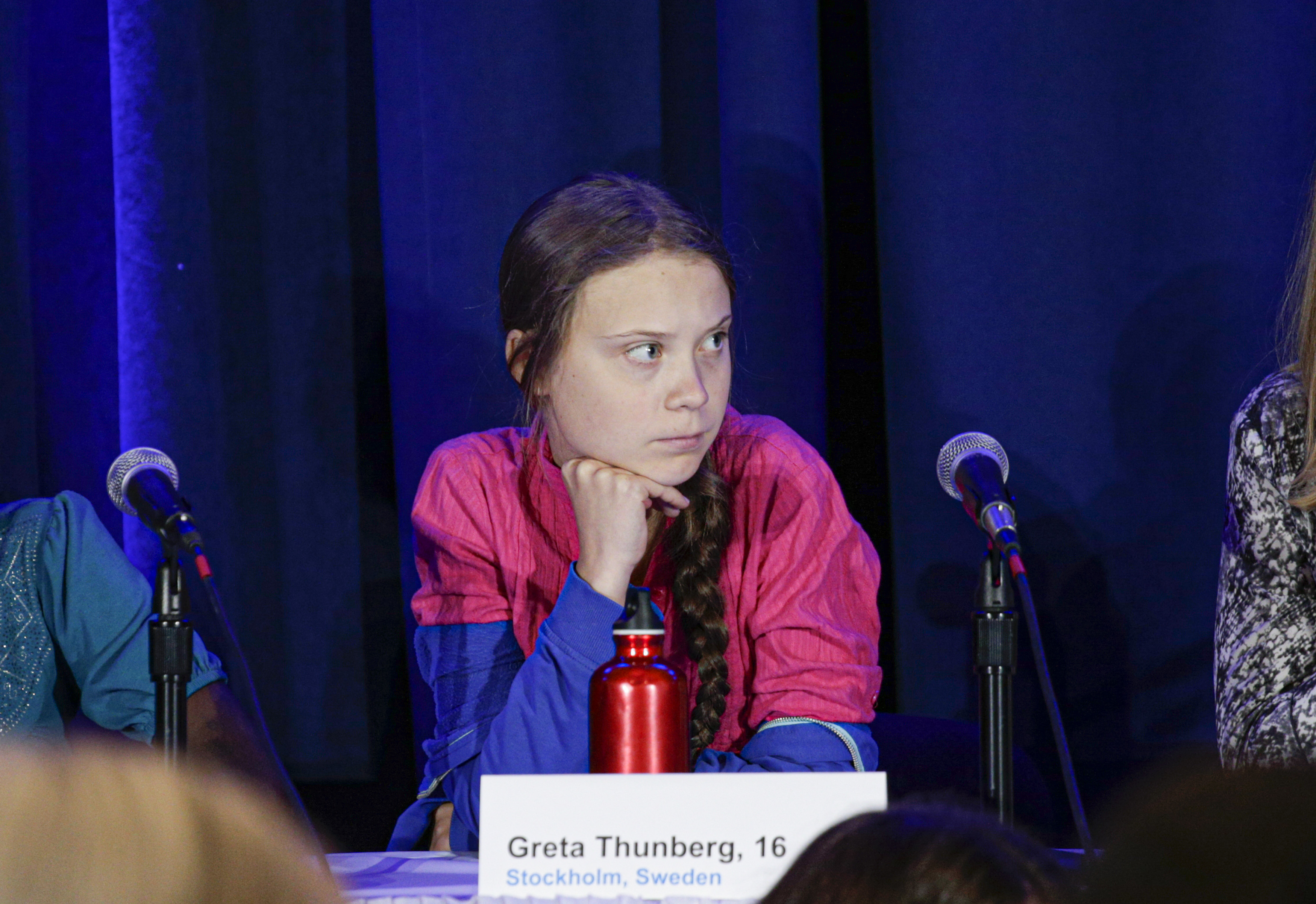 Why the right's usual smears don't work on Greta Thunberg