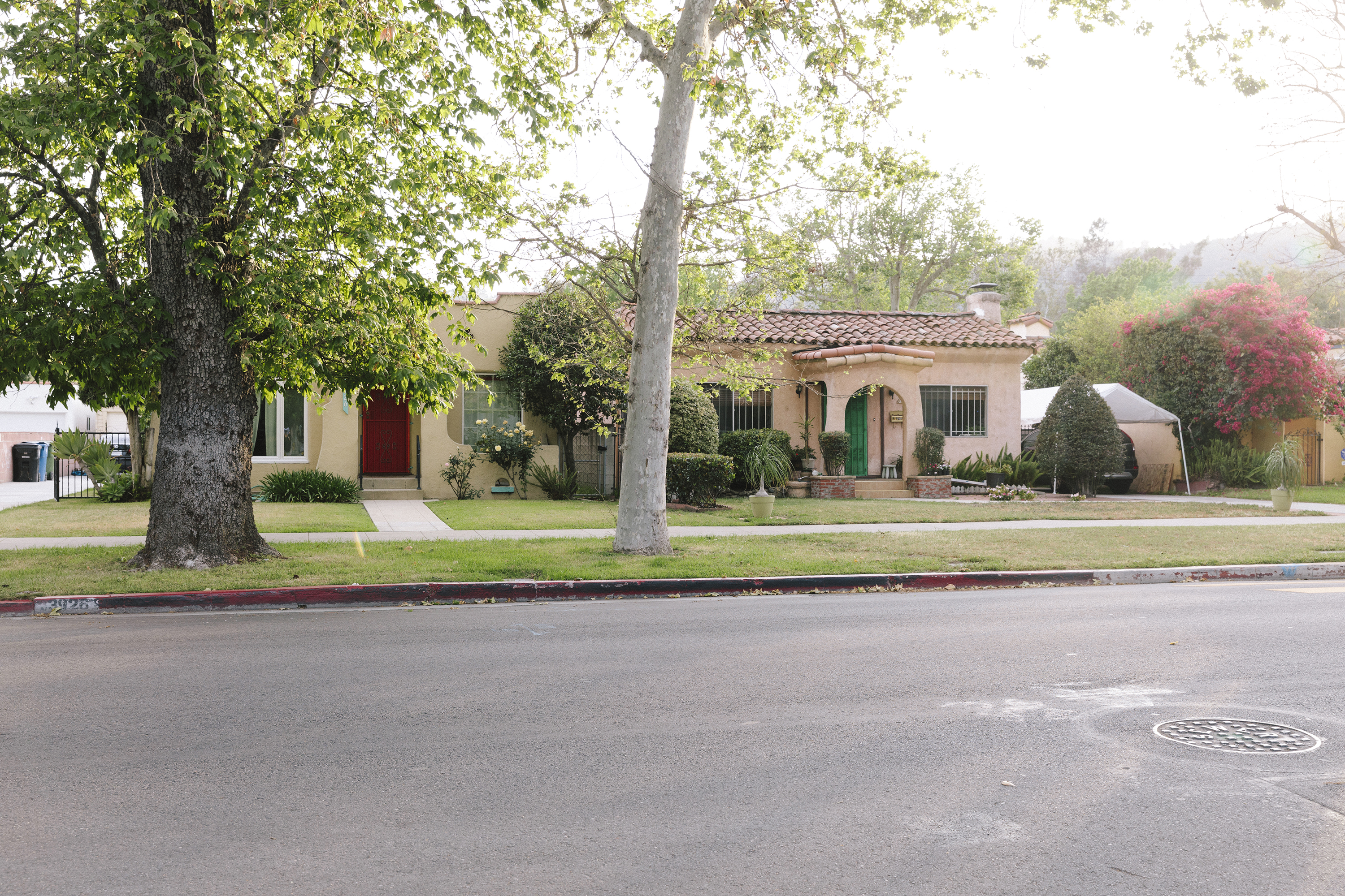 LA's median home price stands at $619K in August
