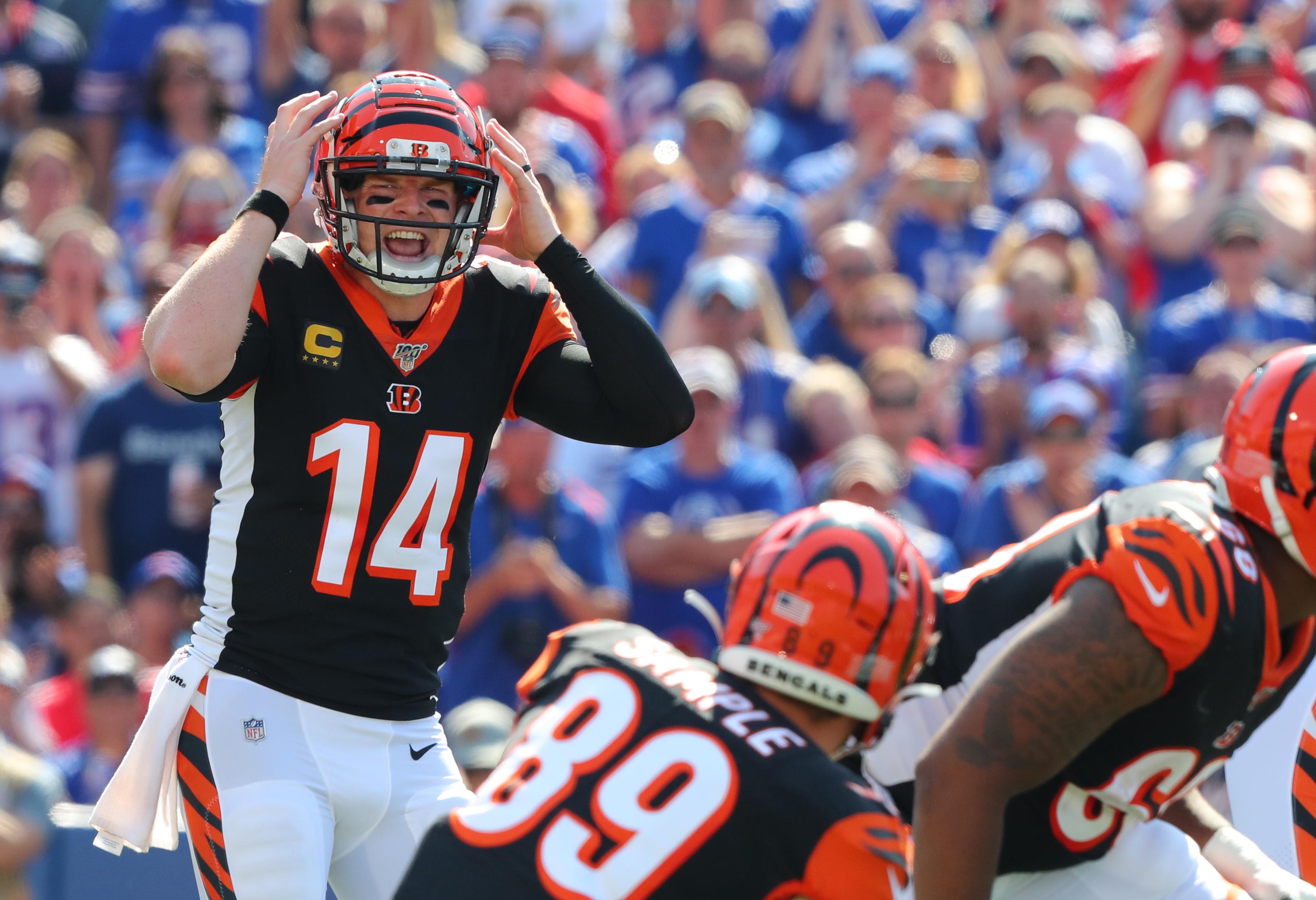 Cincinnati Bengals v Buffalo Bills
