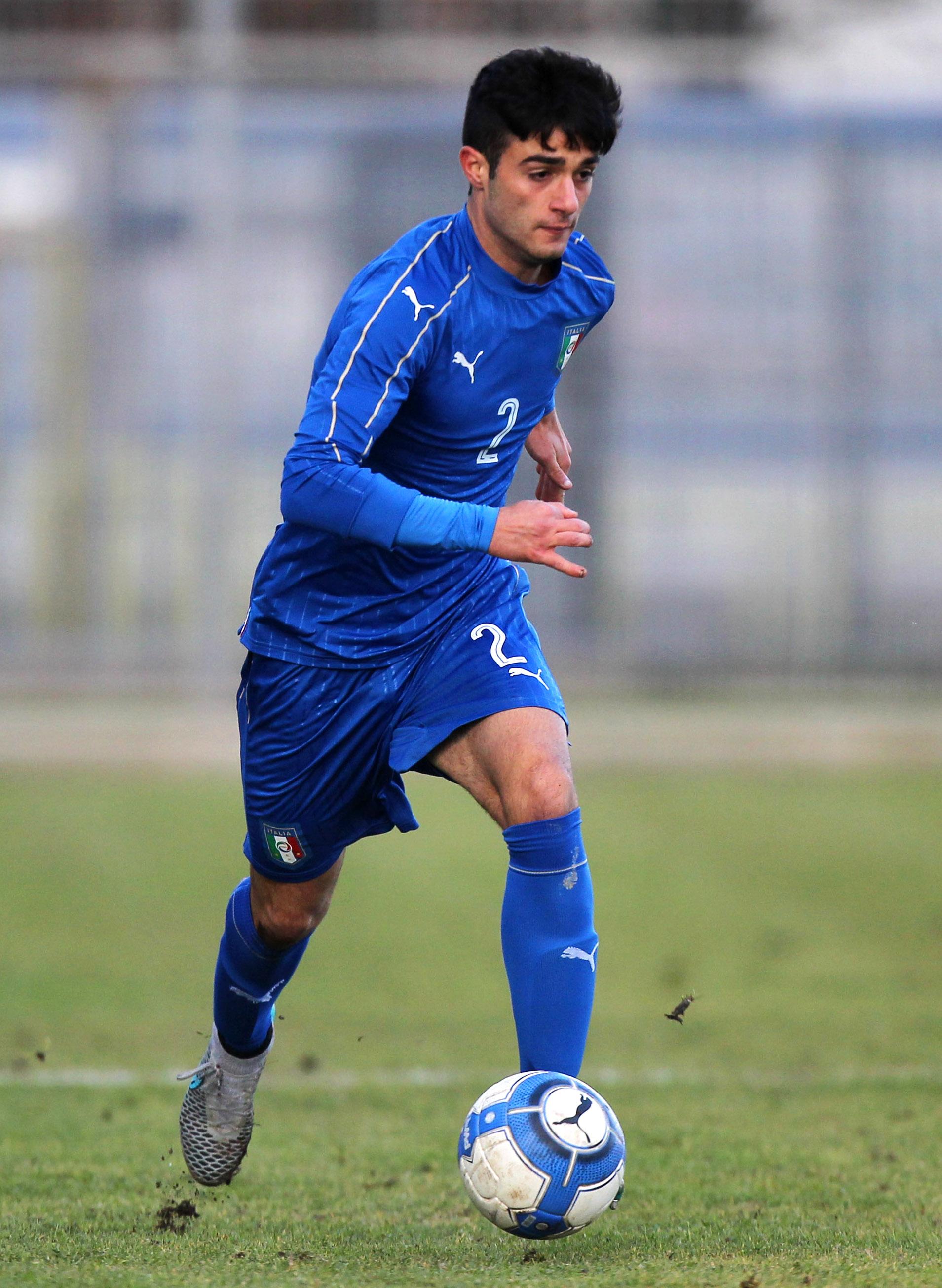 Italy U18 v Romania U18 - International Friendly