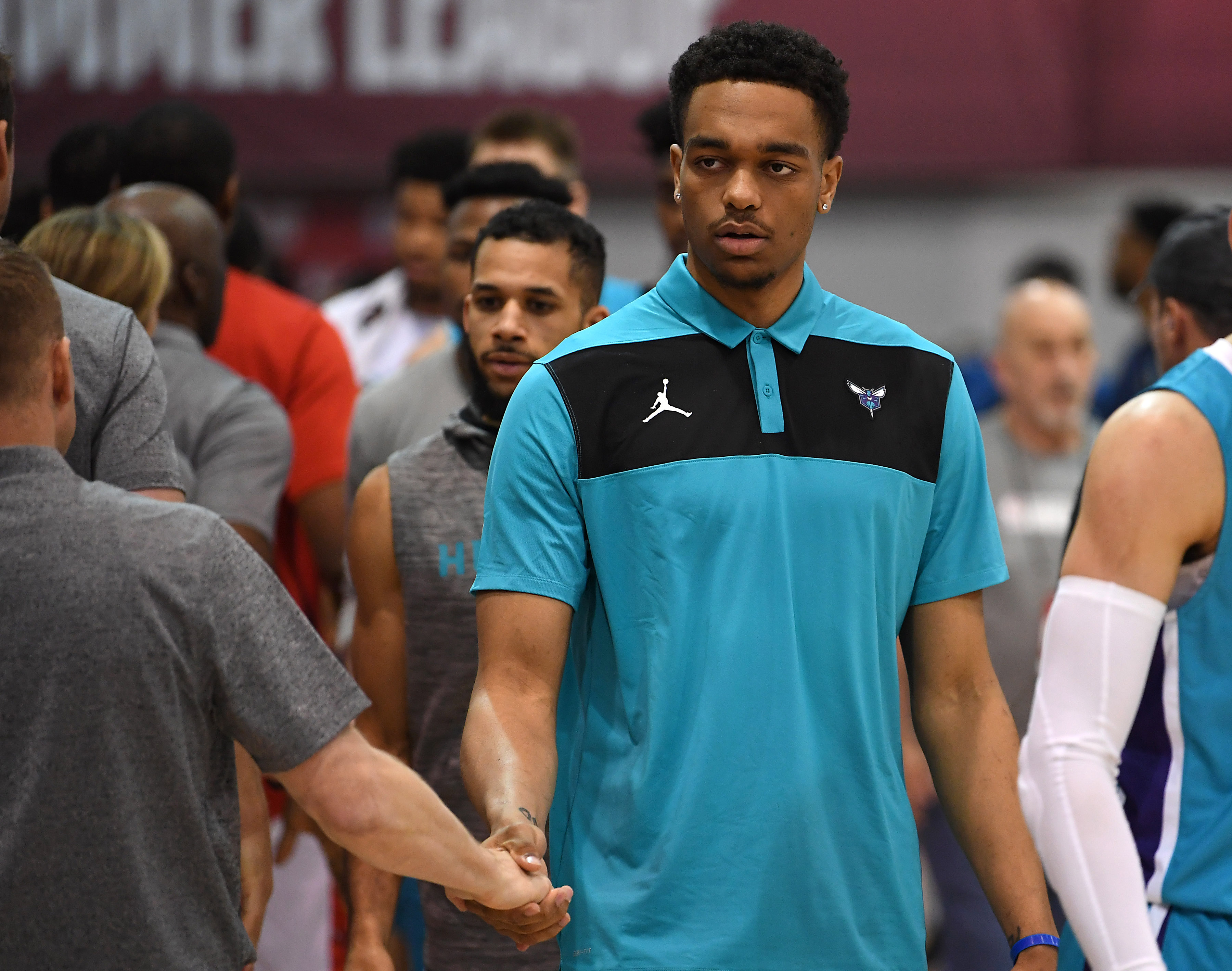 NBA: Summer League-Charlotte Hornets at Chicago Bulls