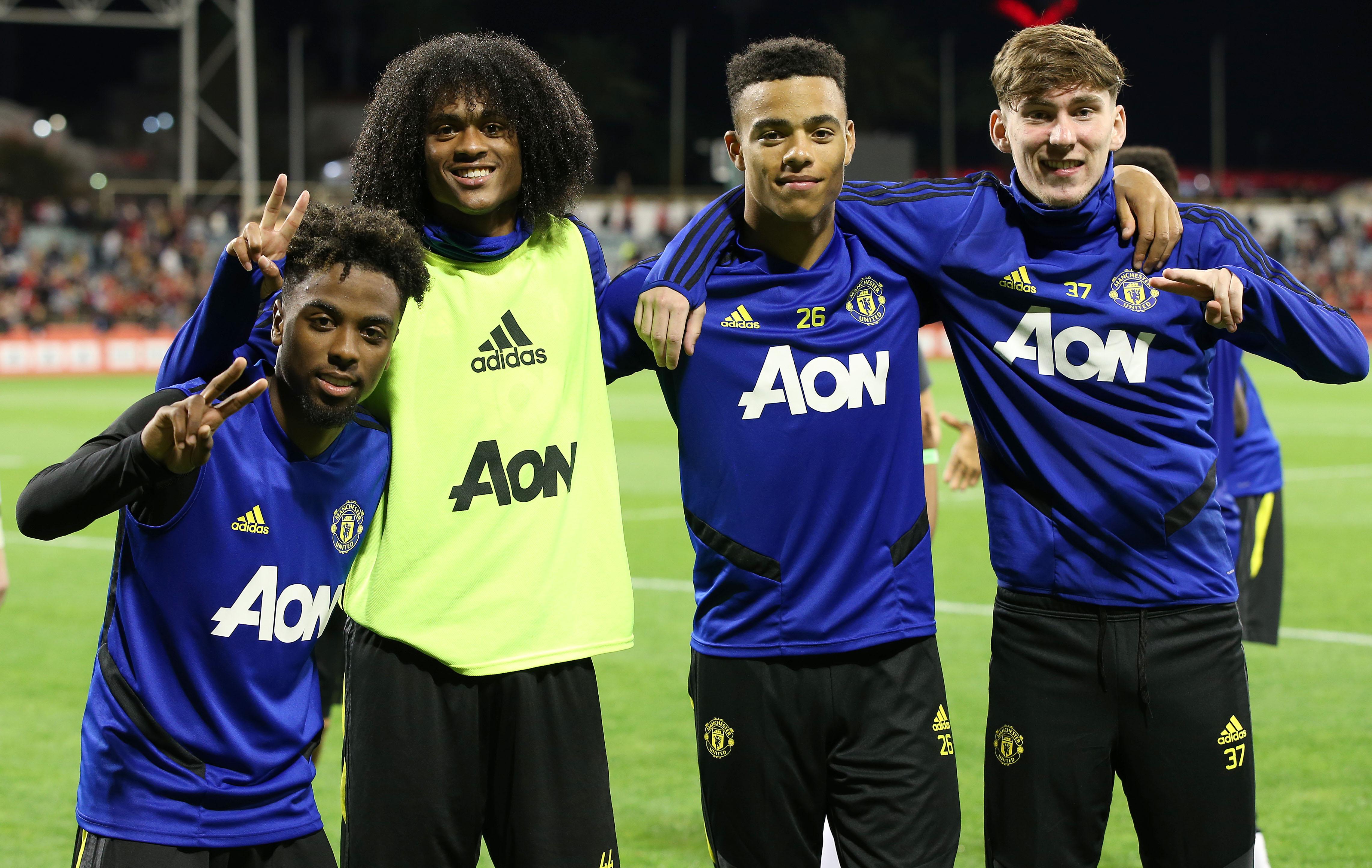 Manchester United Pre-Season Tour - Day 4