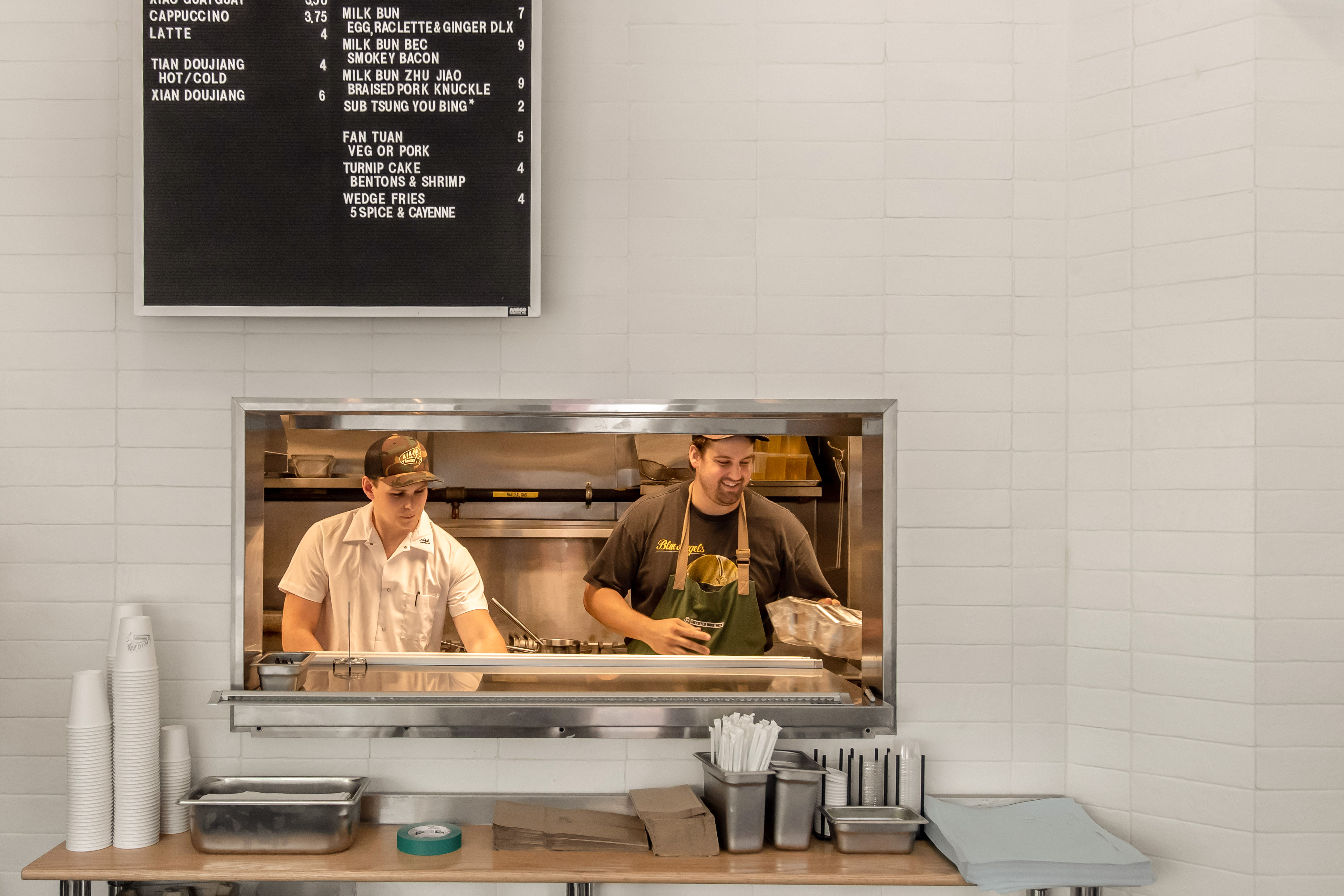 Williamsburg's New Destination Bakery Is Full of QQ Pleasure