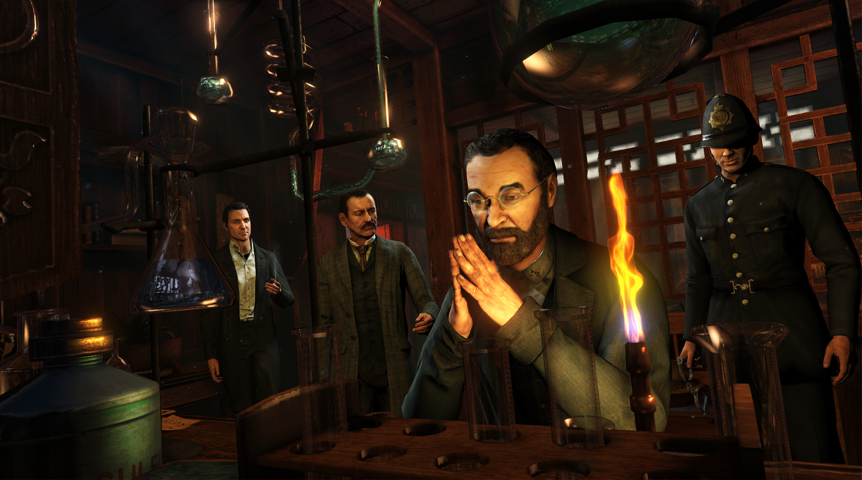 Sherlock Holmes developer says its publisher is pulling its games from stores against the studio's wishes