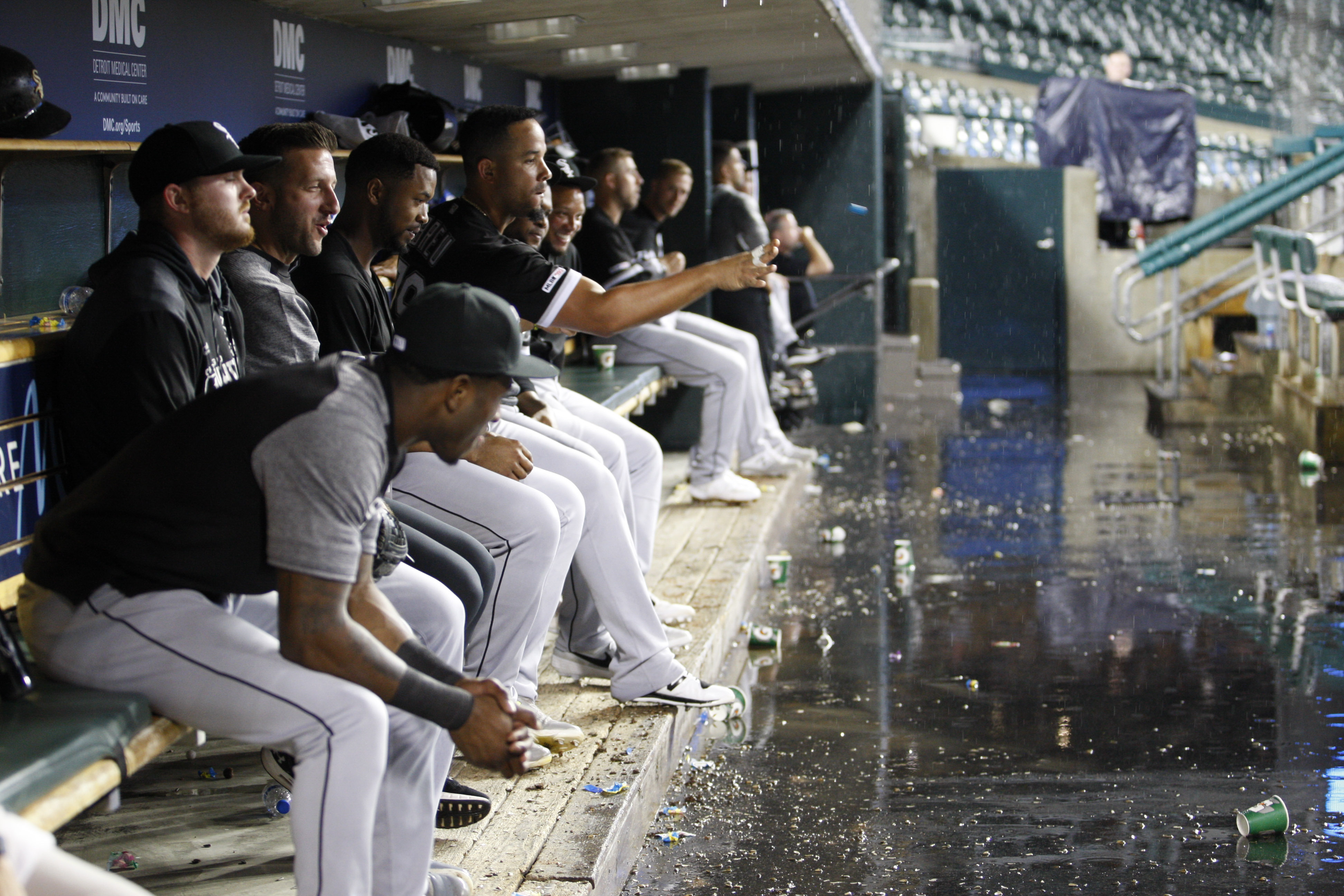 MLB: Game Two-Chicago White Sox at Detroit Tigers