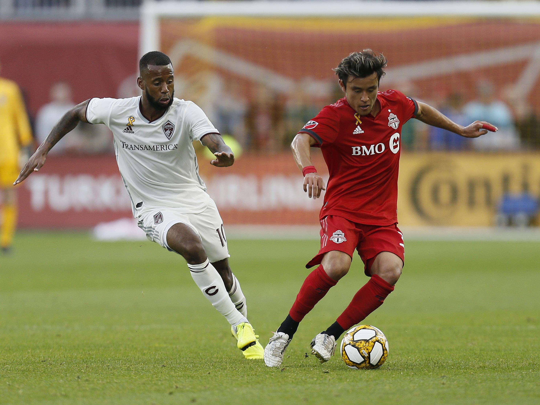 MLS: Colorado Rapids at Toronto FC