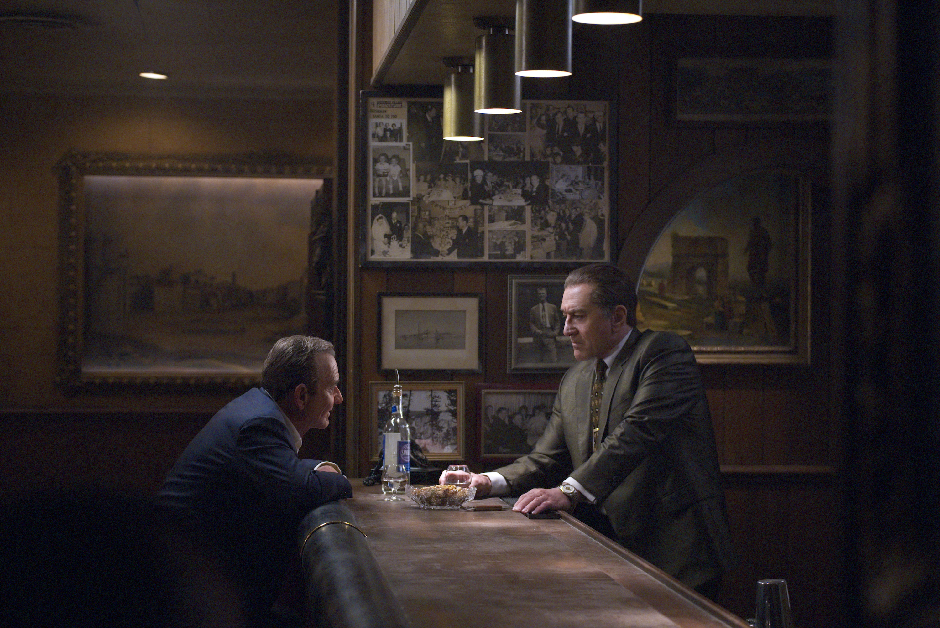 Scorsese, De Niro and Pacino are at the top of their games in The Irishman