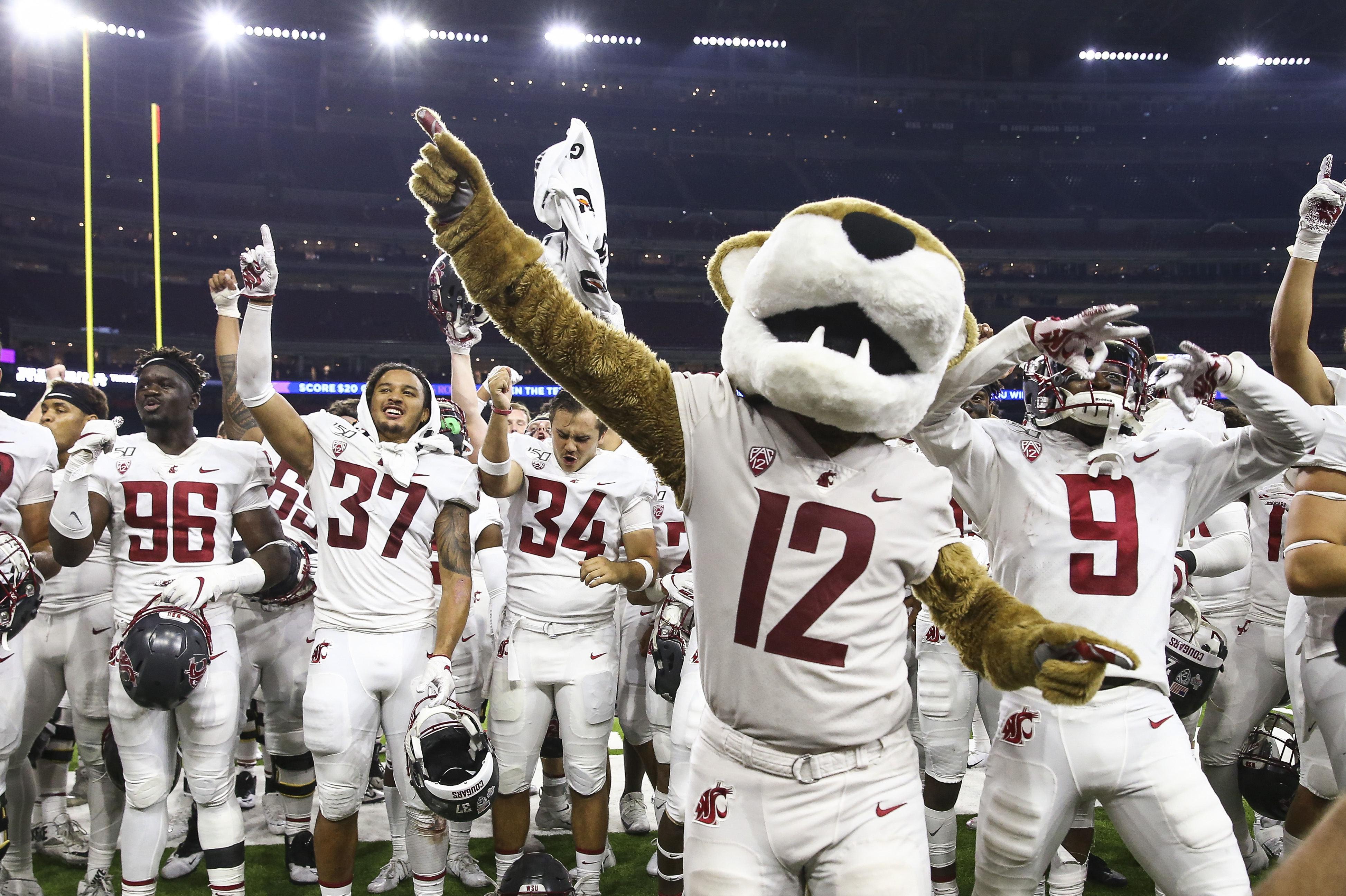 NCAA Football: Washington State at Houston