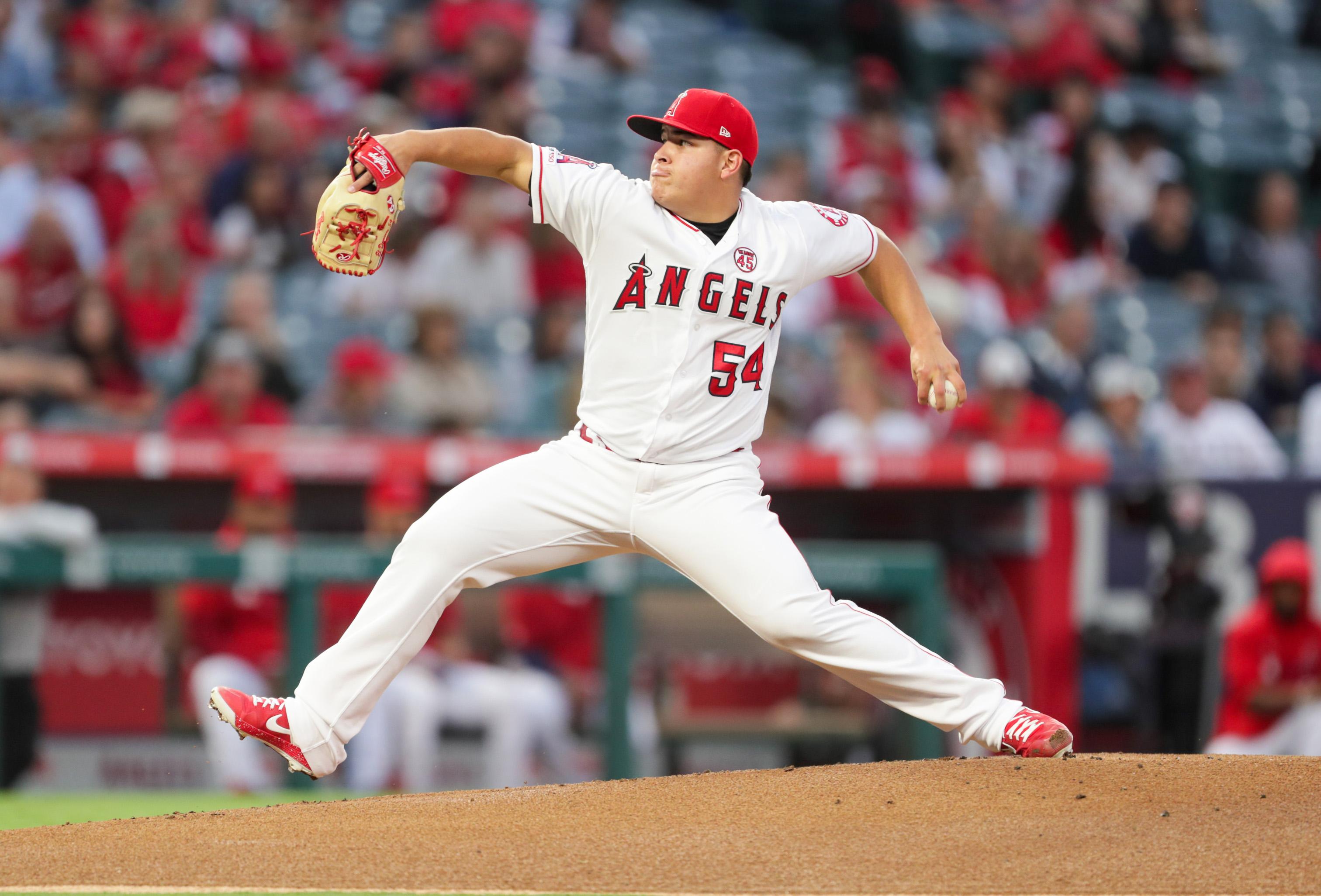 Houston Astros v Los Angeles Angels of Anaheim
