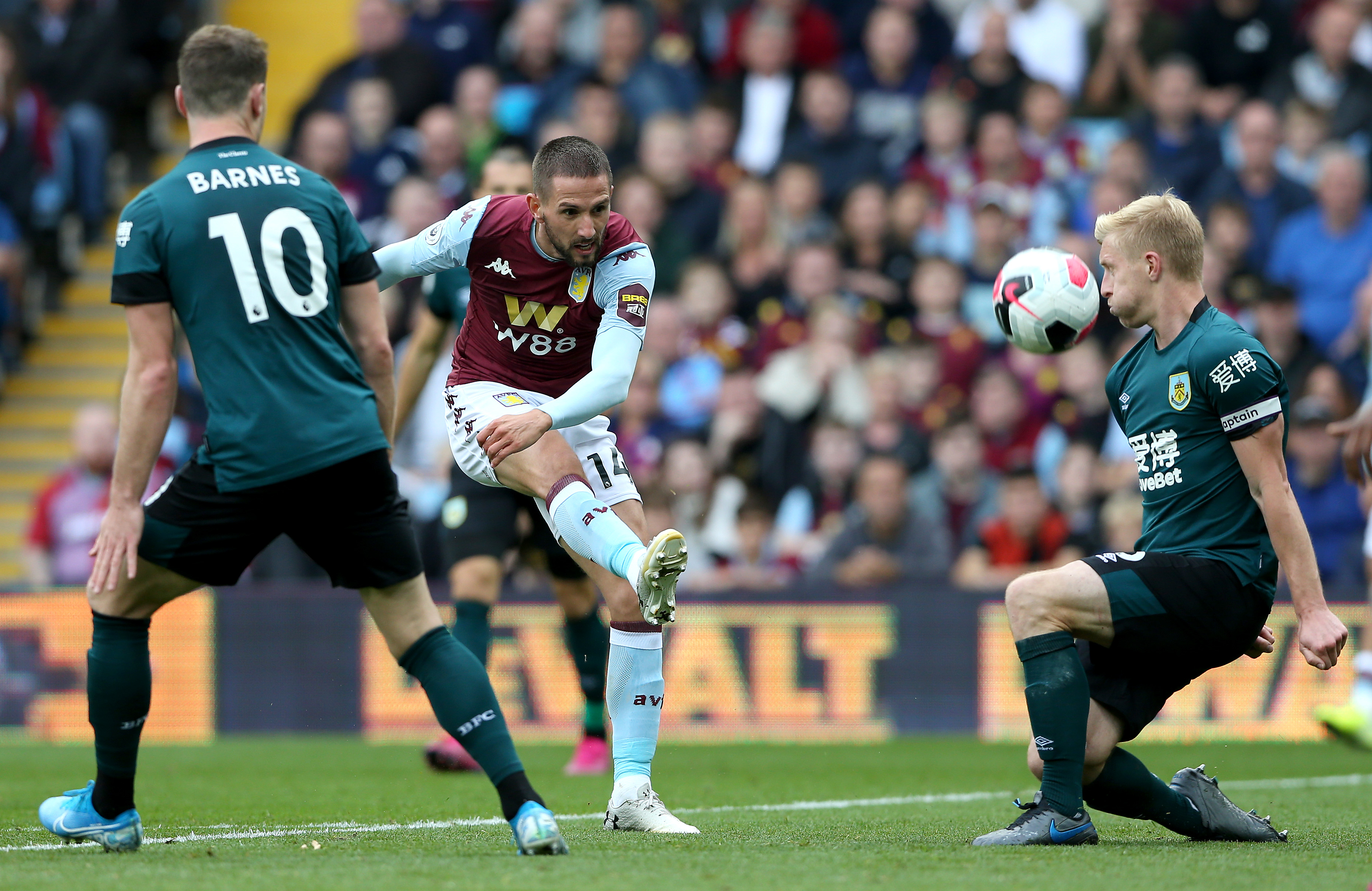 First Eleven: 11 points to consider after Villa's draw with Burnley