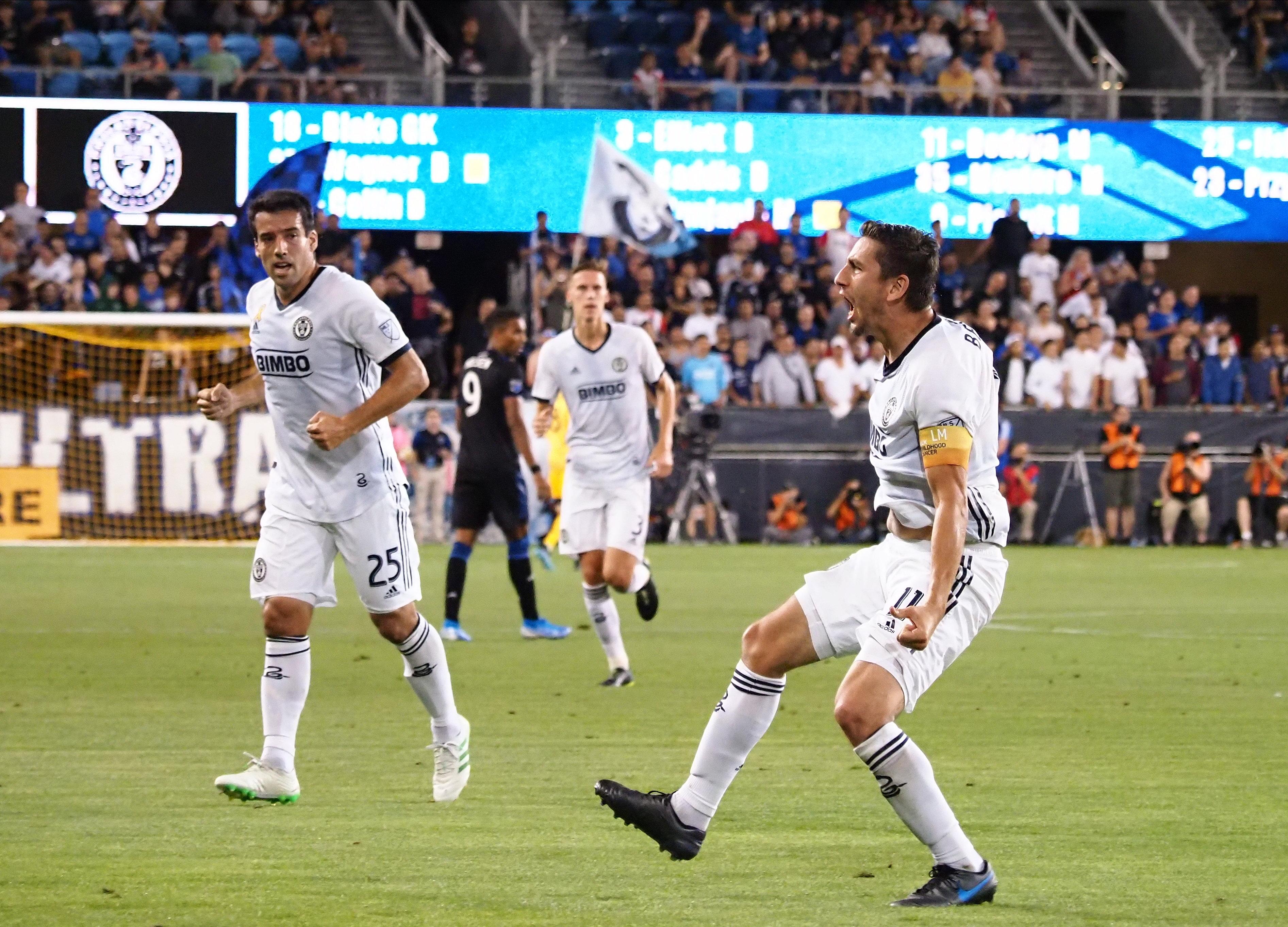 MLS: Philadelphia Union at San Jose Earthquakes