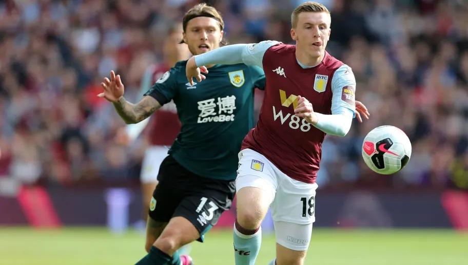 Aston Villa vs Burnley: Player Ratings
