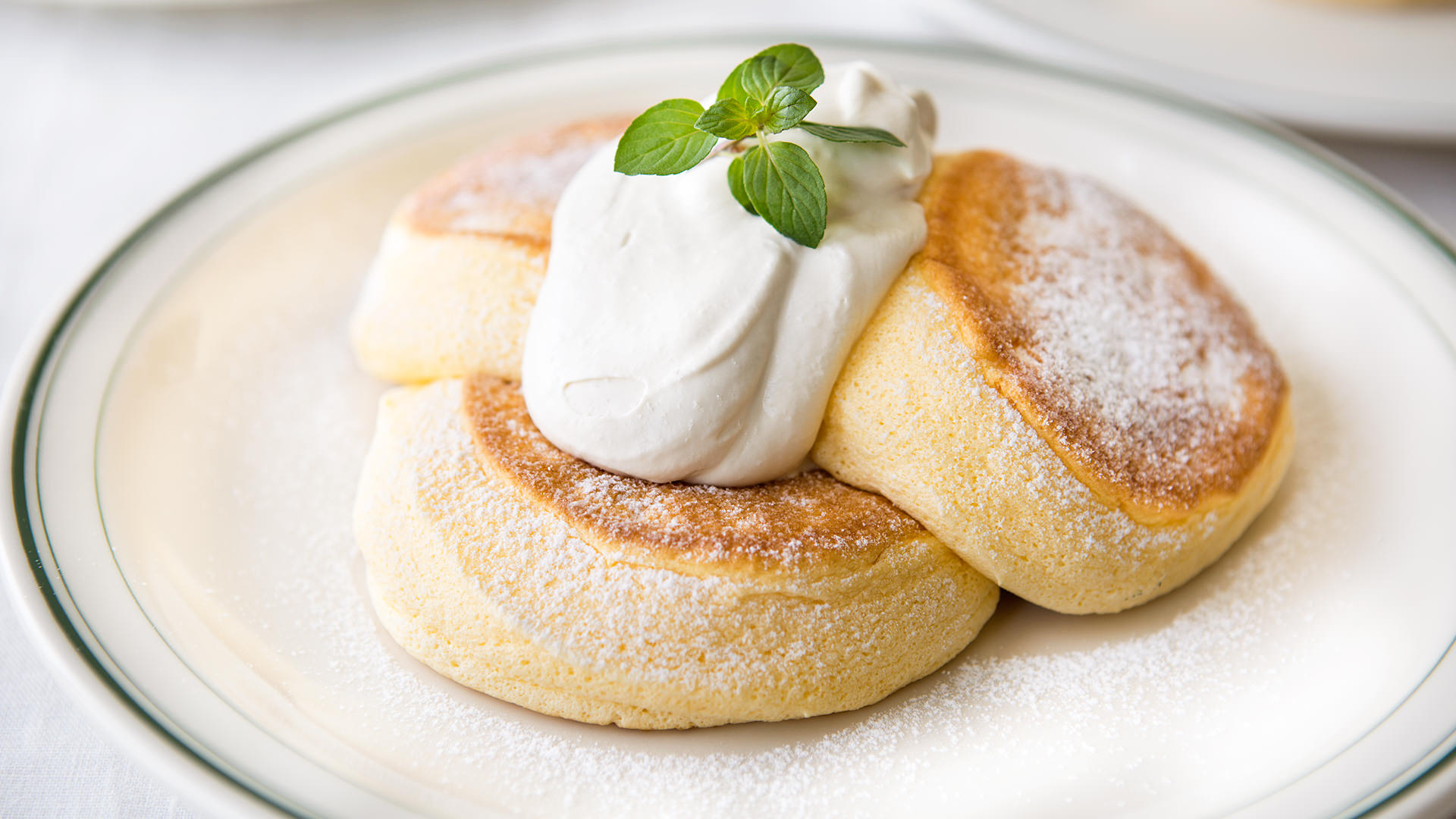 Japanese Soufflé Pancake Chain's Soho Debut Drew Long Lines Over the Weekend