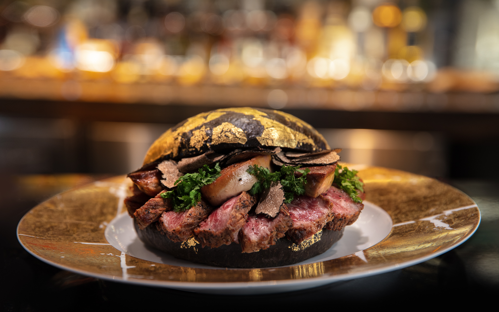 This Absurd $1,600 Burger Will Absolutely Make You Want to Eat the Rich