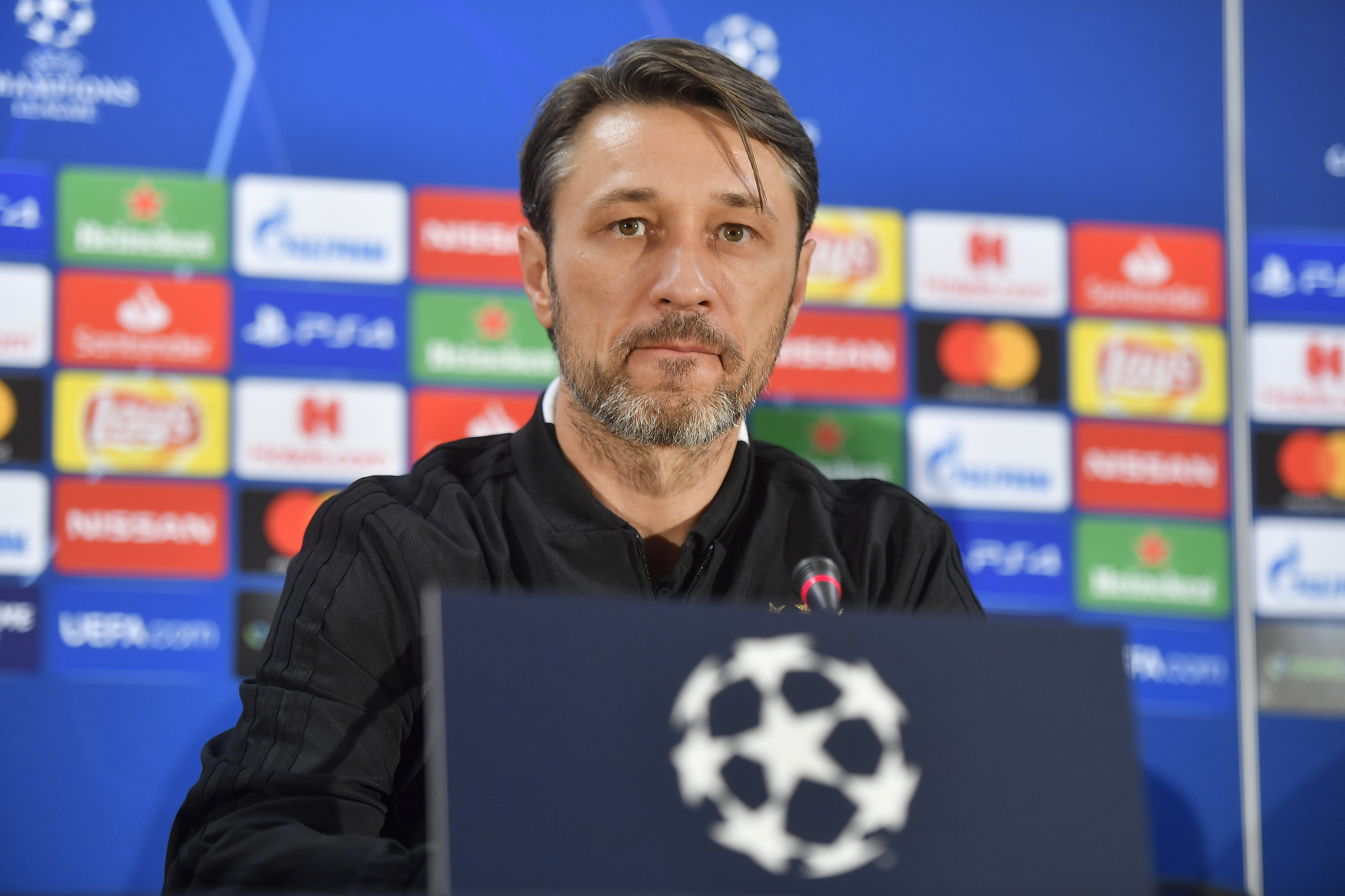 Bayern Muenchen Press Conference