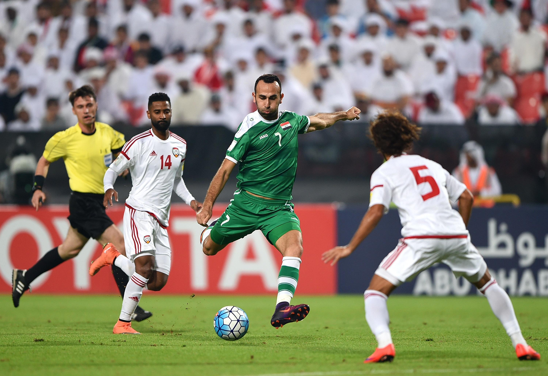 UAE v Iraq - 2018 FIFA World Cup Qualifier