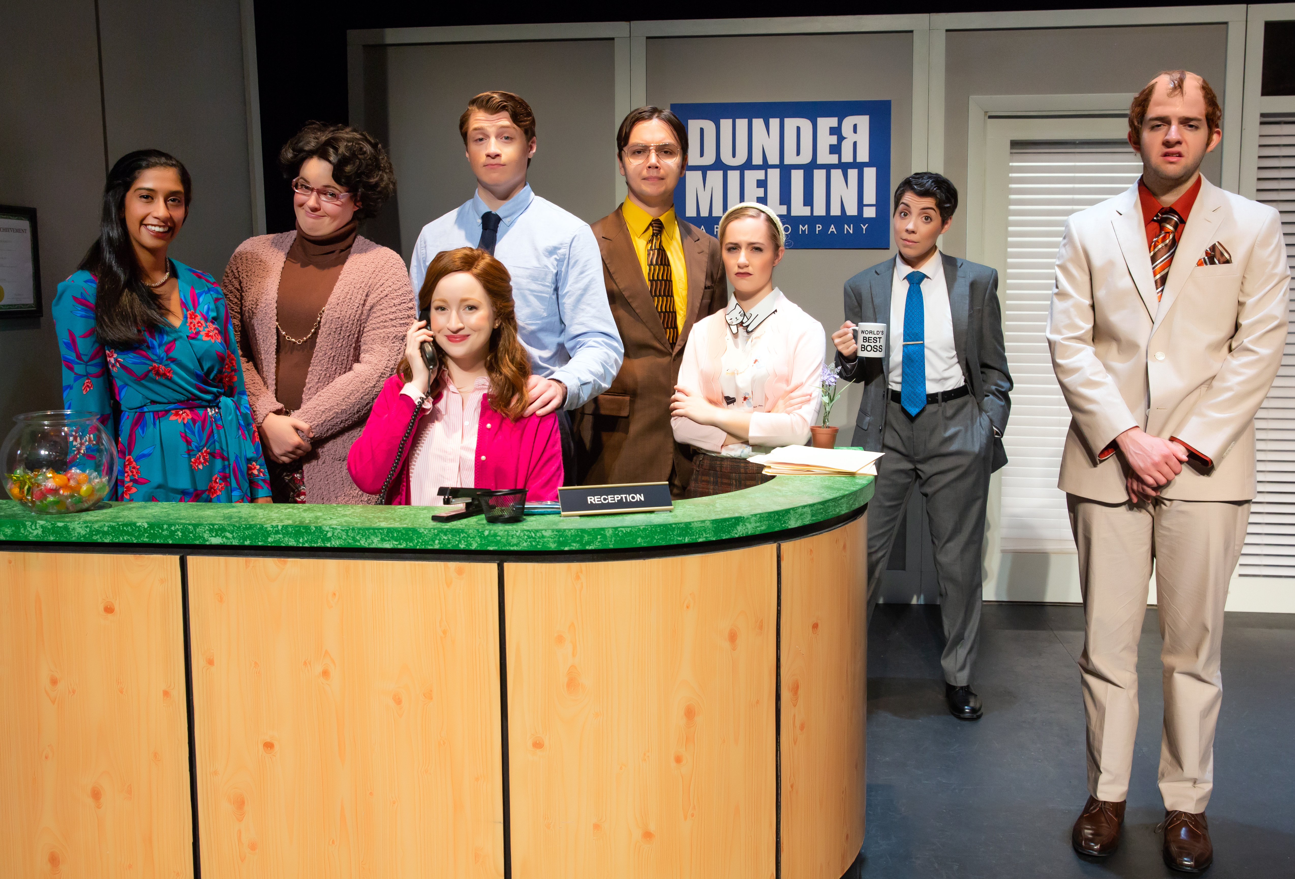 """The Office! A Musical Parody"" will play Chicago next spring."