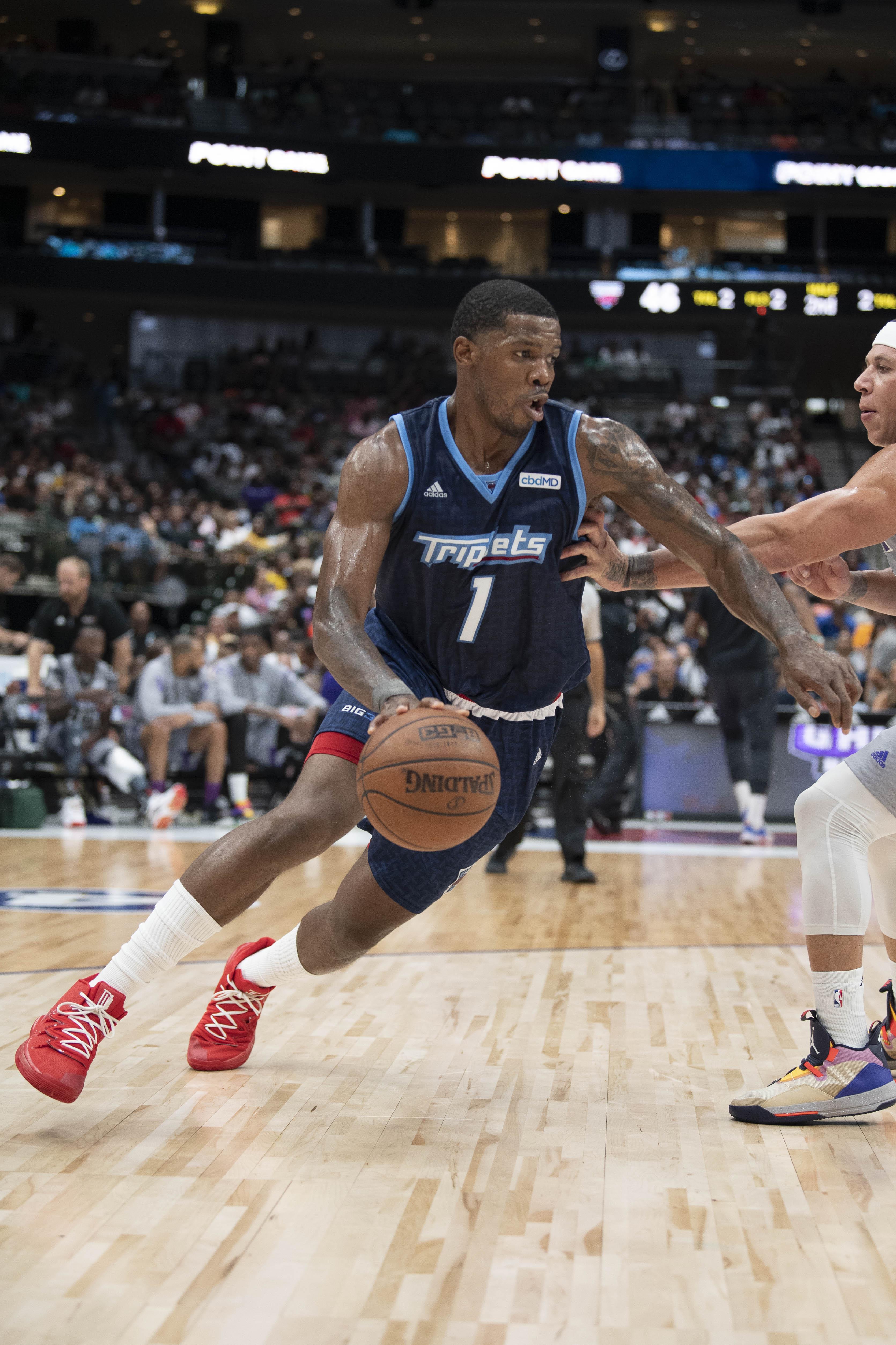 Basketball: Big Three