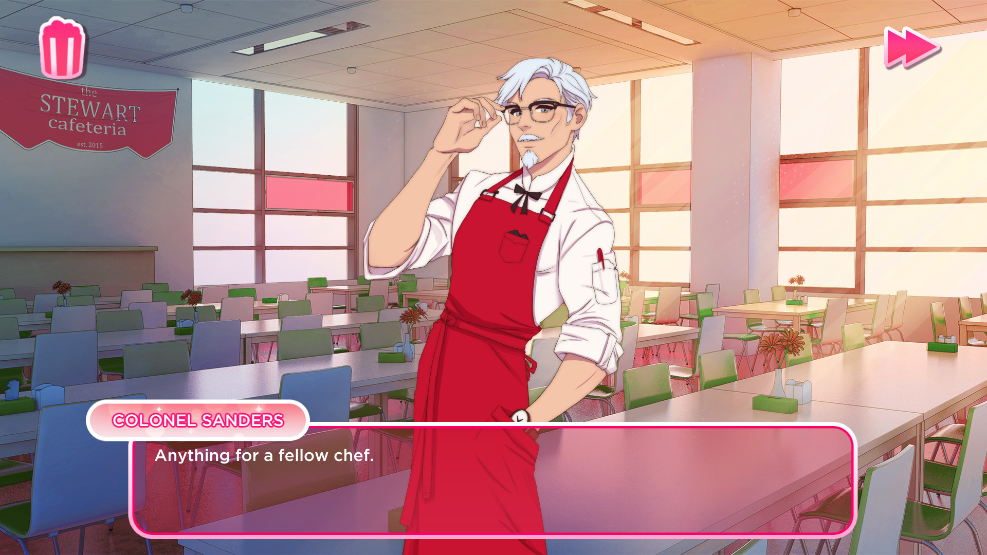 How KFC's dating simulator game gets players to fall in love with its brand