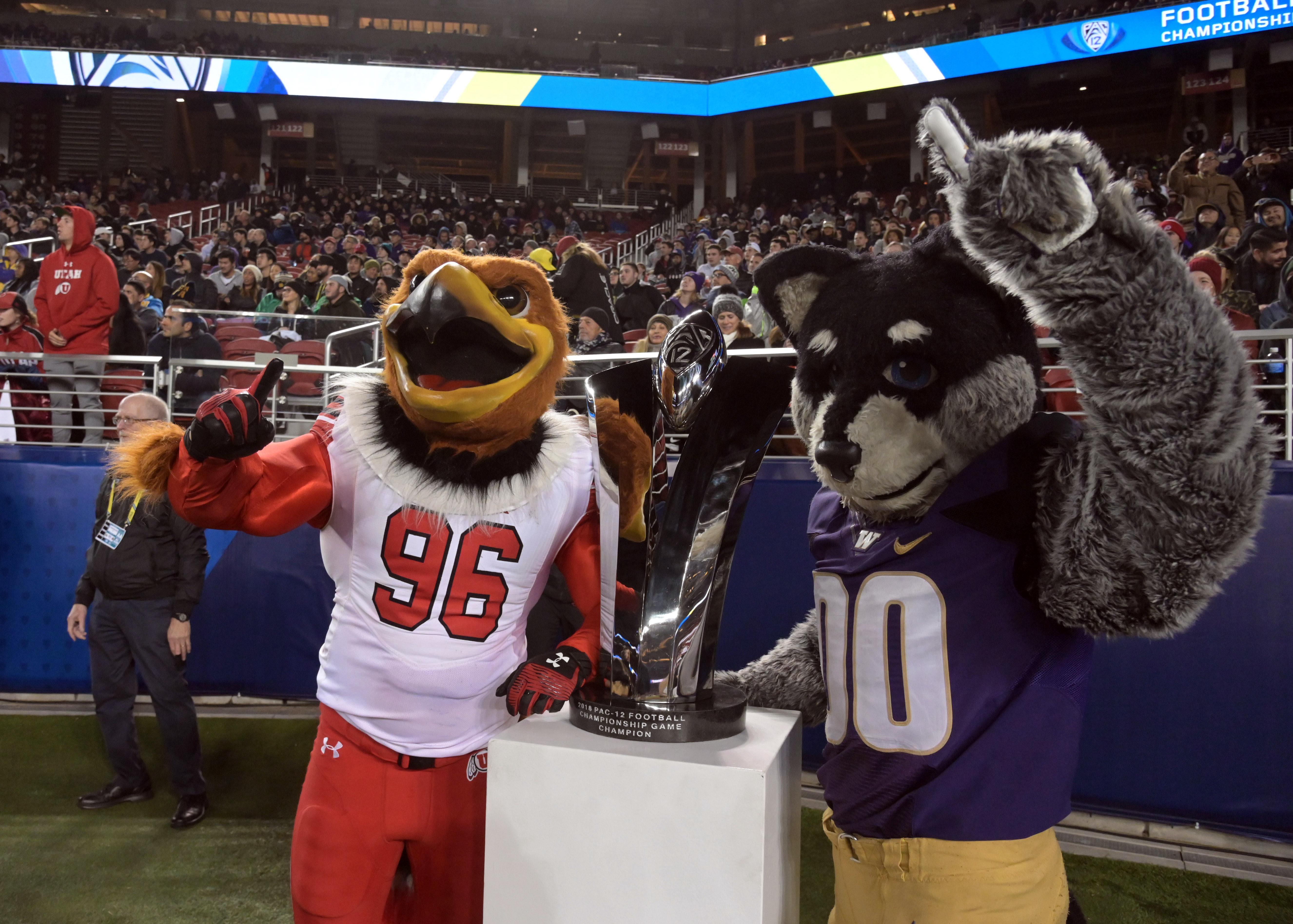 NCAA Football: Pac-12 Conference Championship-Utah vs Washington