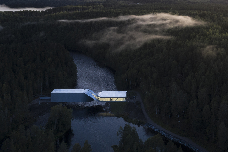 Did Bjarke Ingels Group just design the world's coolest bridge?