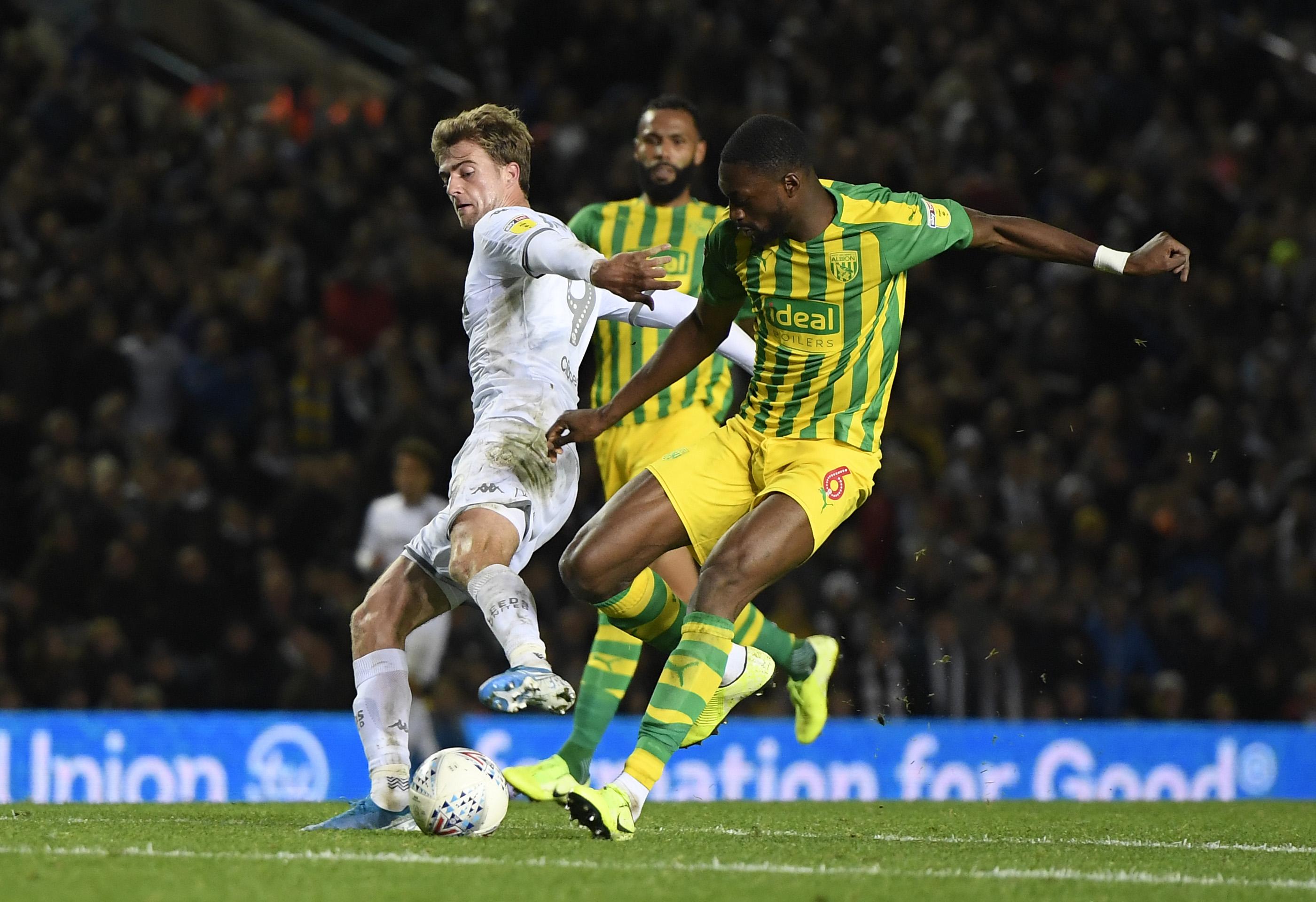 Leeds United v West Bromwich Albion - Sky Bet Championship