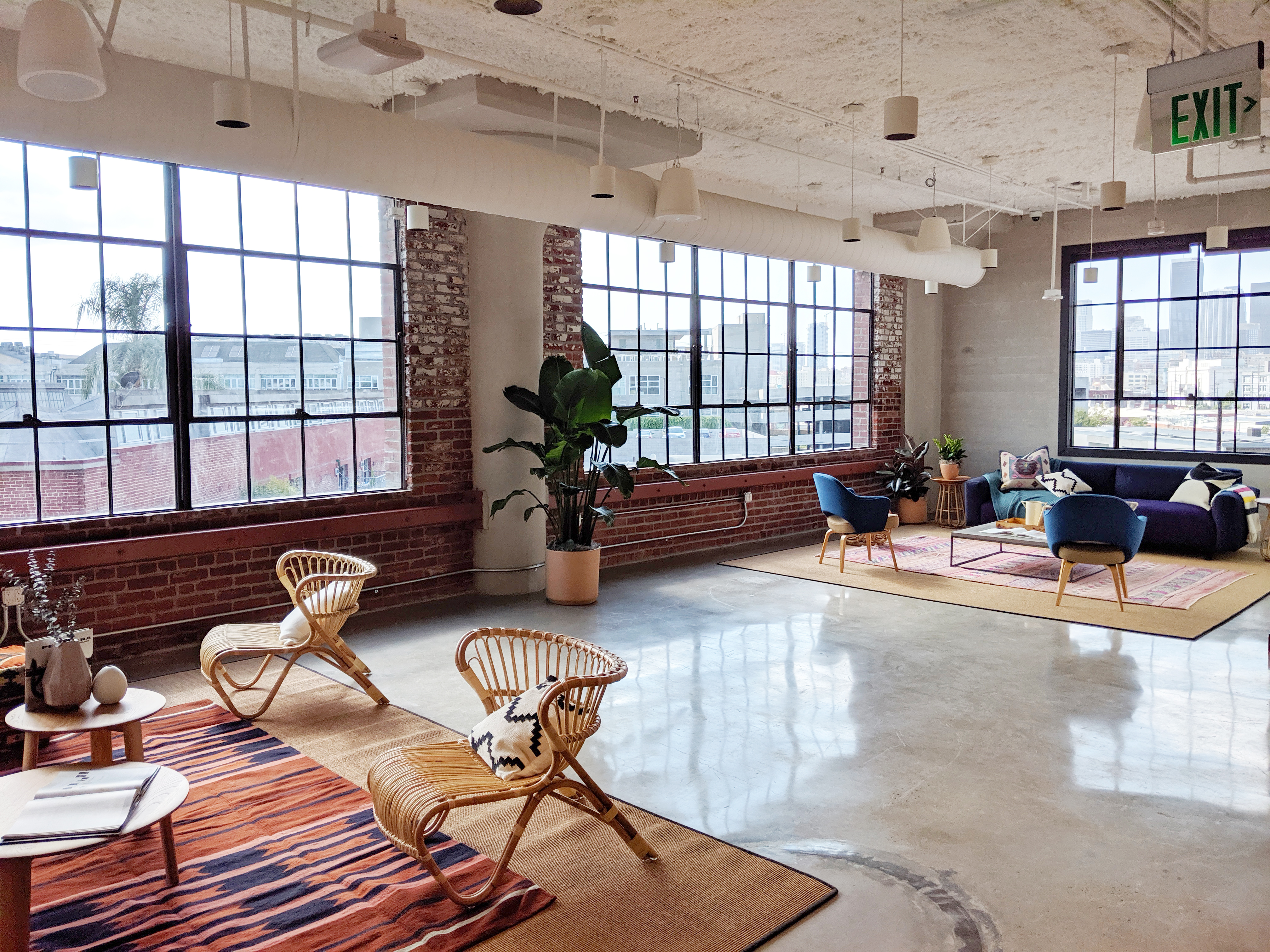 WeWork's first Arts District location opens today