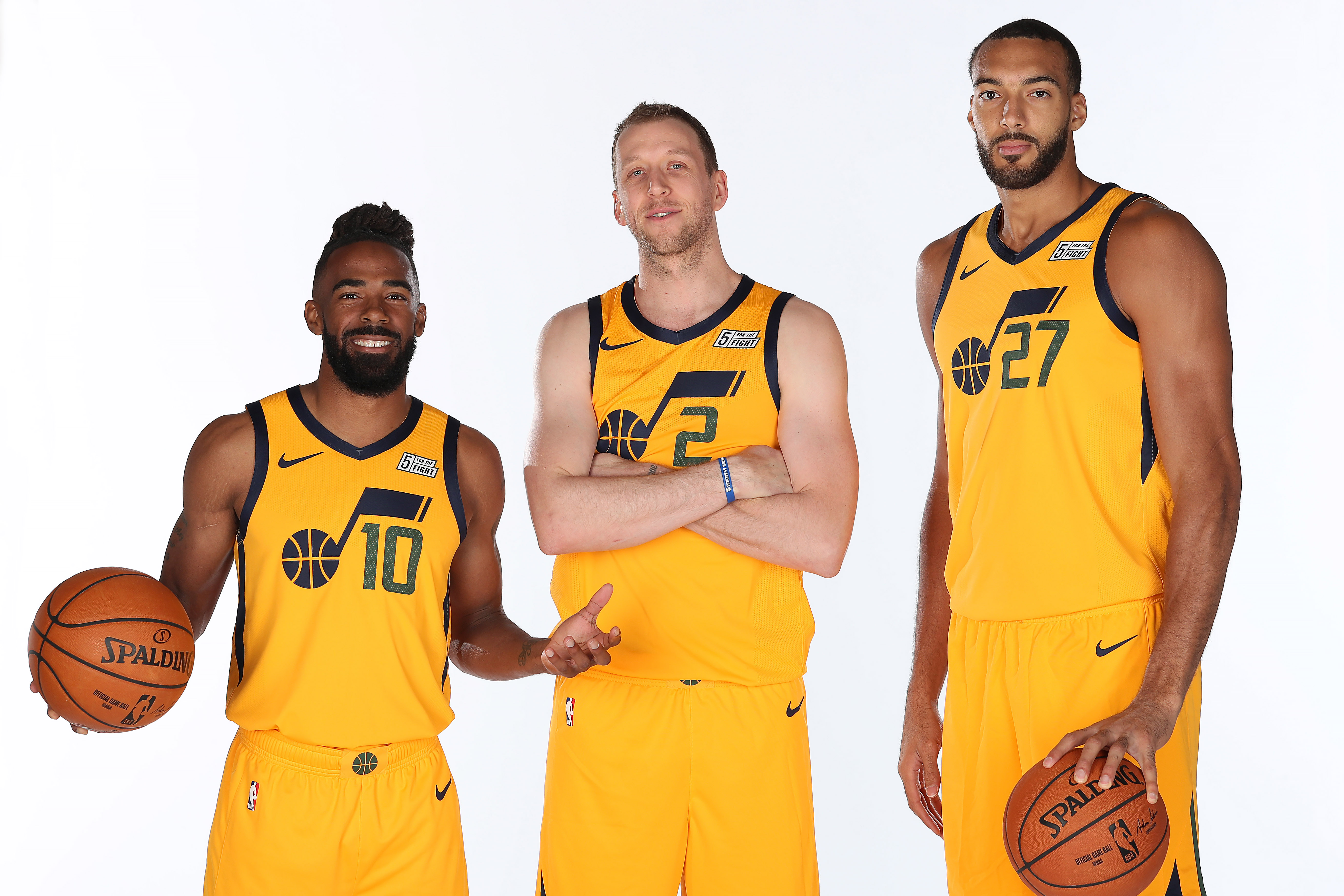 2019-20 Utah Jazz Media Day