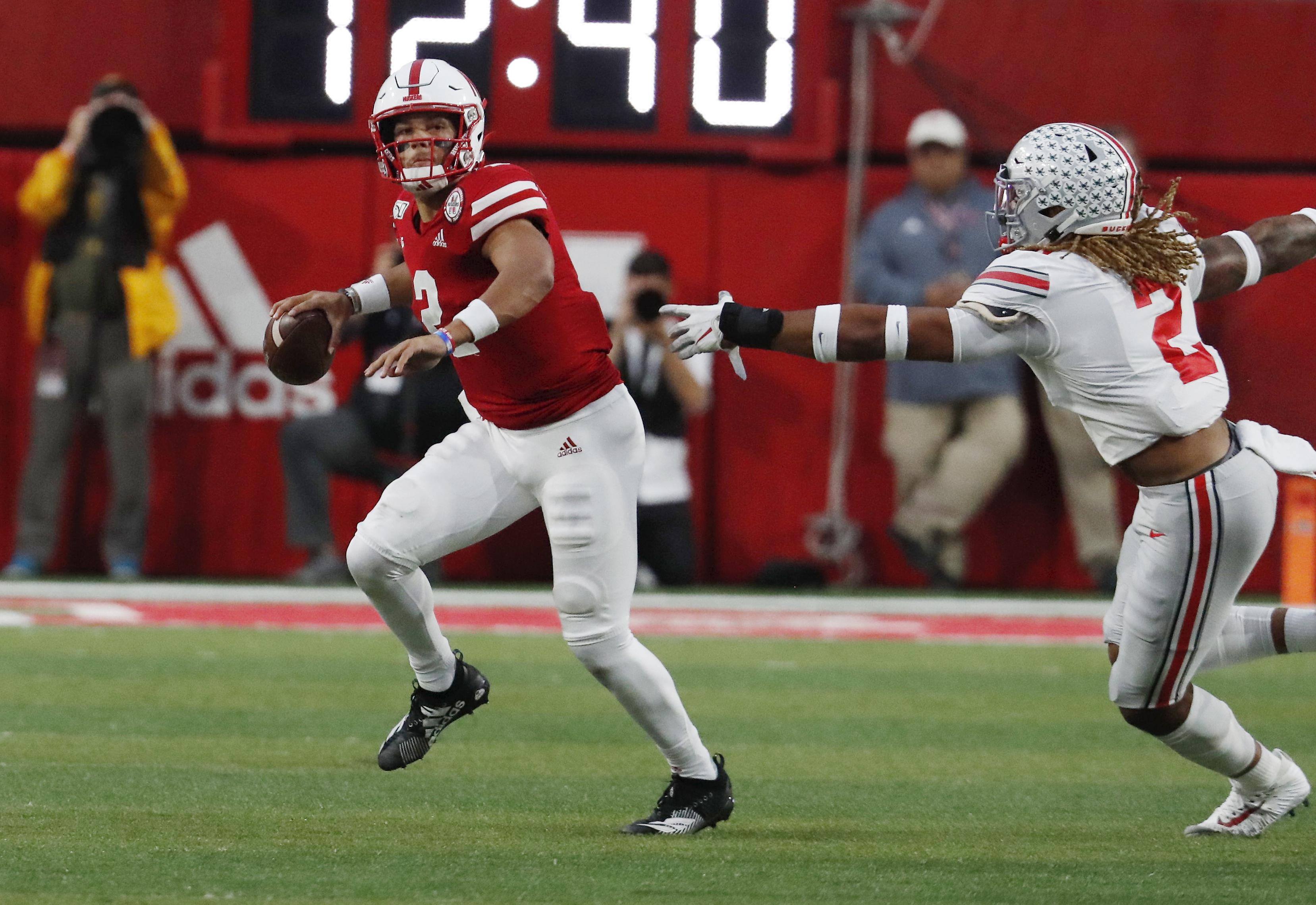 NCAA Football: Ohio State at Nebraska