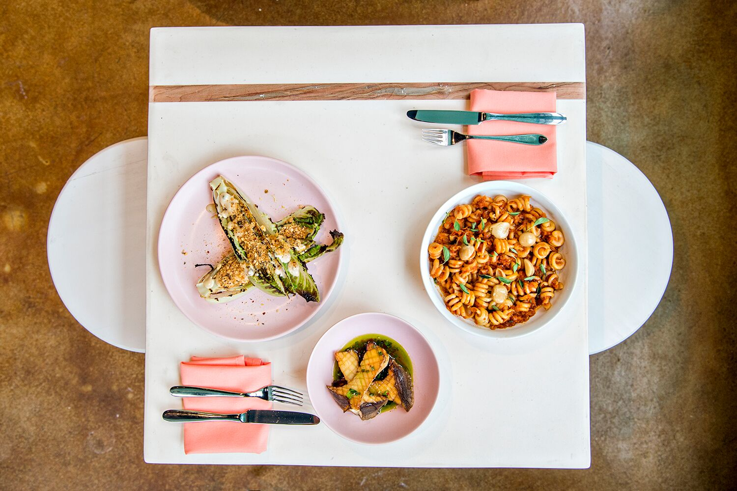 New Vegan Spot Somebody People Brings a Tropical Vibe to Broadway